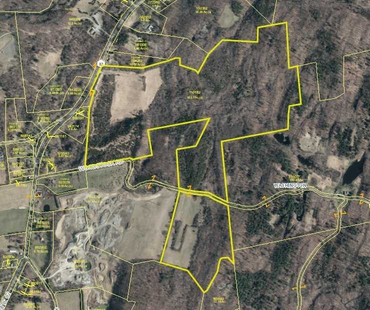 Land for Sale at 133 WOODSTOCK Road 133 WOODSTOCK Road Washington, New York 12545 United States