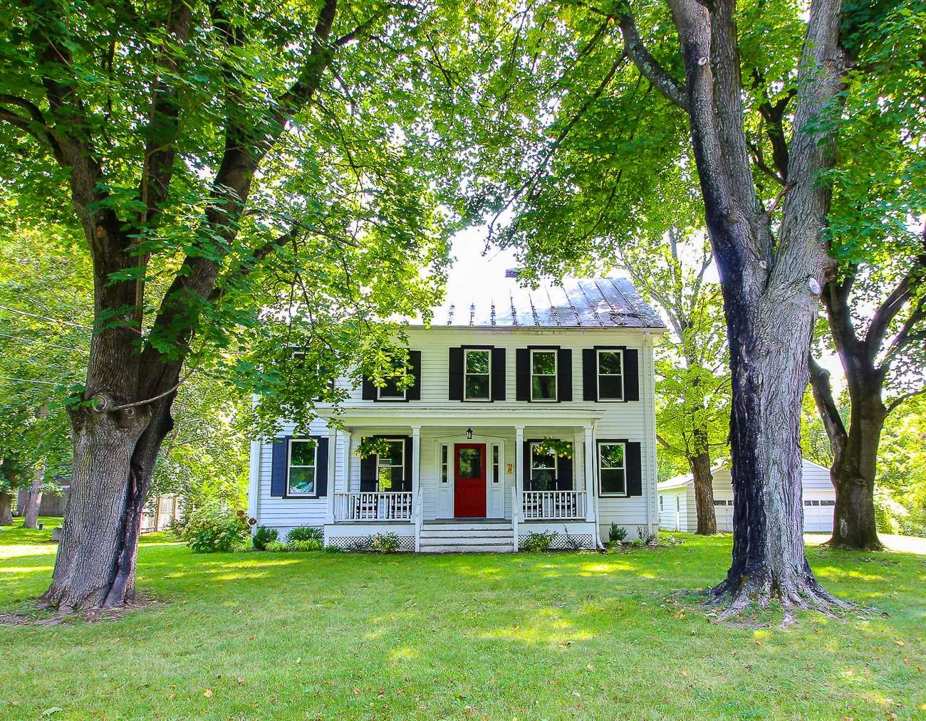 Single Family Home for Sale at 153 COUNTY ROUTE 19 153 COUNTY ROUTE 19 Livingston, New York 12534 United States