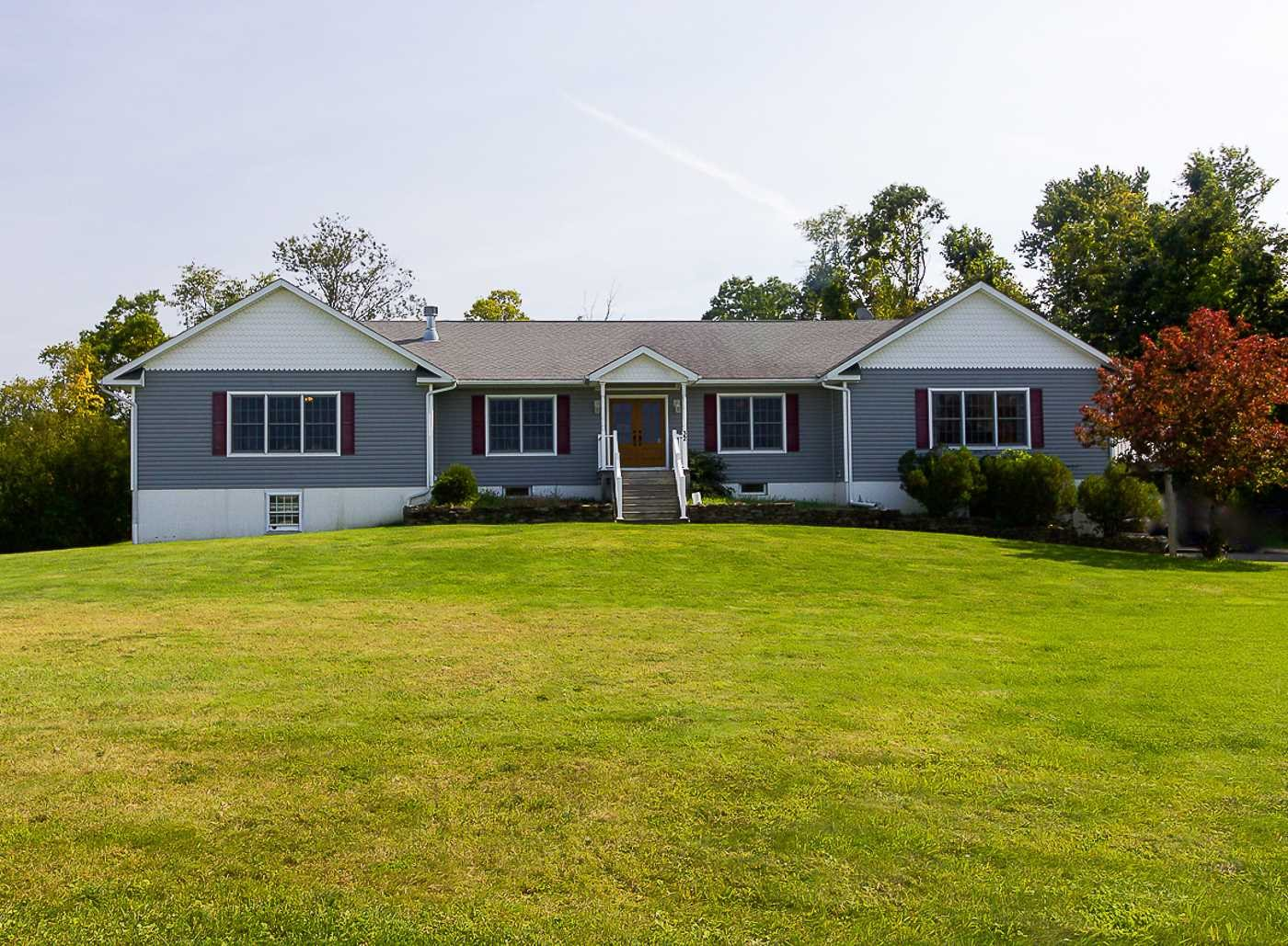 Single Family Home for Sale at 32 SCENIC HILL DRIVE 32 SCENIC HILL DRIVE Clermont, New York 12526 United States