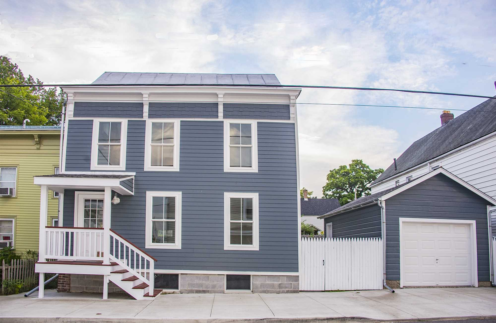 Single Family Home for Sale at 66 THIRD Street 66 THIRD Street Hudson, New York 12534 United States