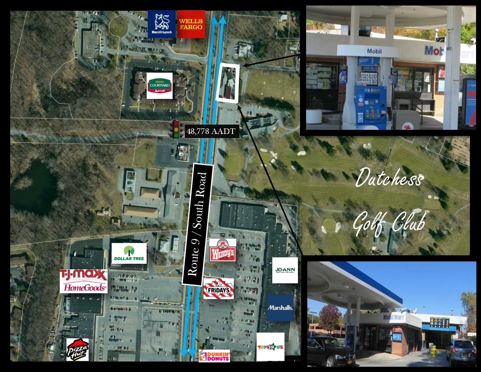 Business for Sale at 2646 SOUTH ROAD Poughkeepsie, New York United States