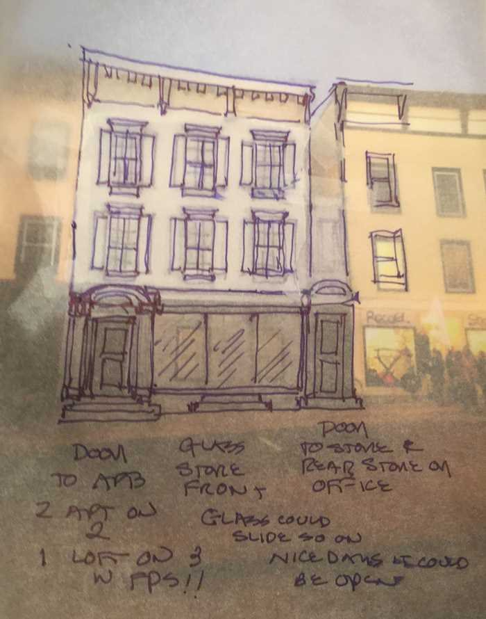 Additional photo for property listing at 432 WARREN Street 432 WARREN Street Hudson, New York 12534 United States