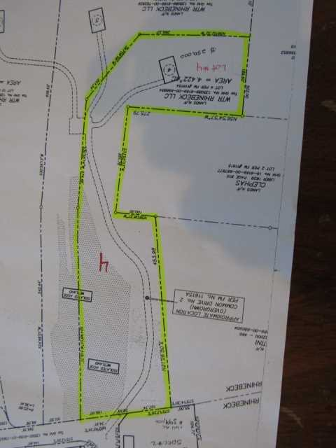 Land for Sale at WILL TREMPER LOT #4 WILL TREMPER LOT #4 Rhinebeck, New York 12572 United States