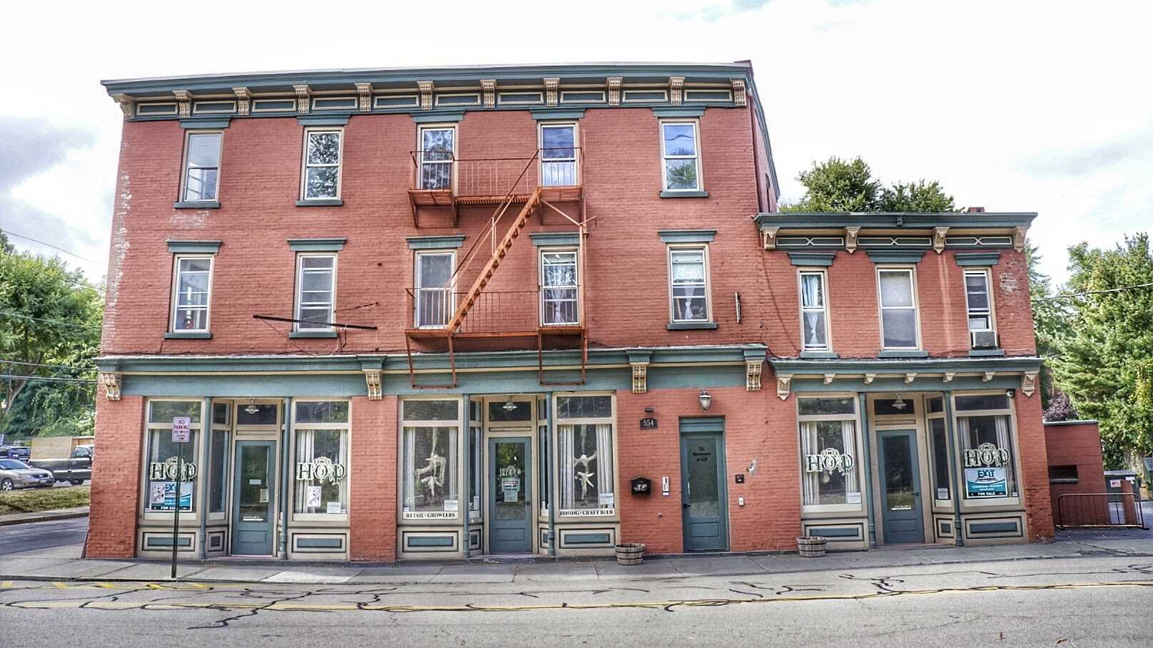 Apartment for Sale at 554 MAIN STREET 554 MAIN STREET Beacon, New York 12508 United States