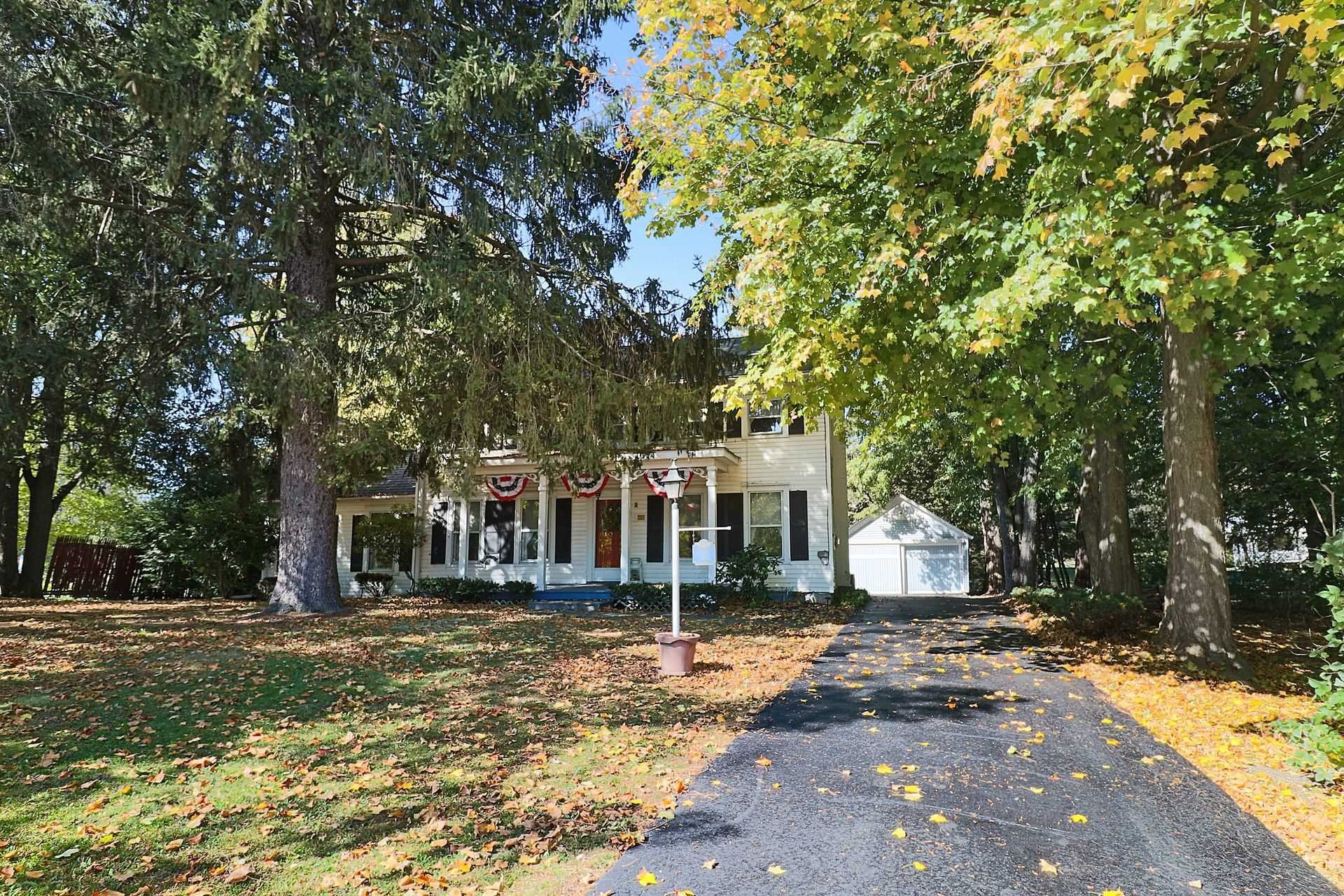 Single Family Home for Sale at 35 COTTAGE Street 35 COTTAGE Street Pleasant Valley, New York 12578 United States