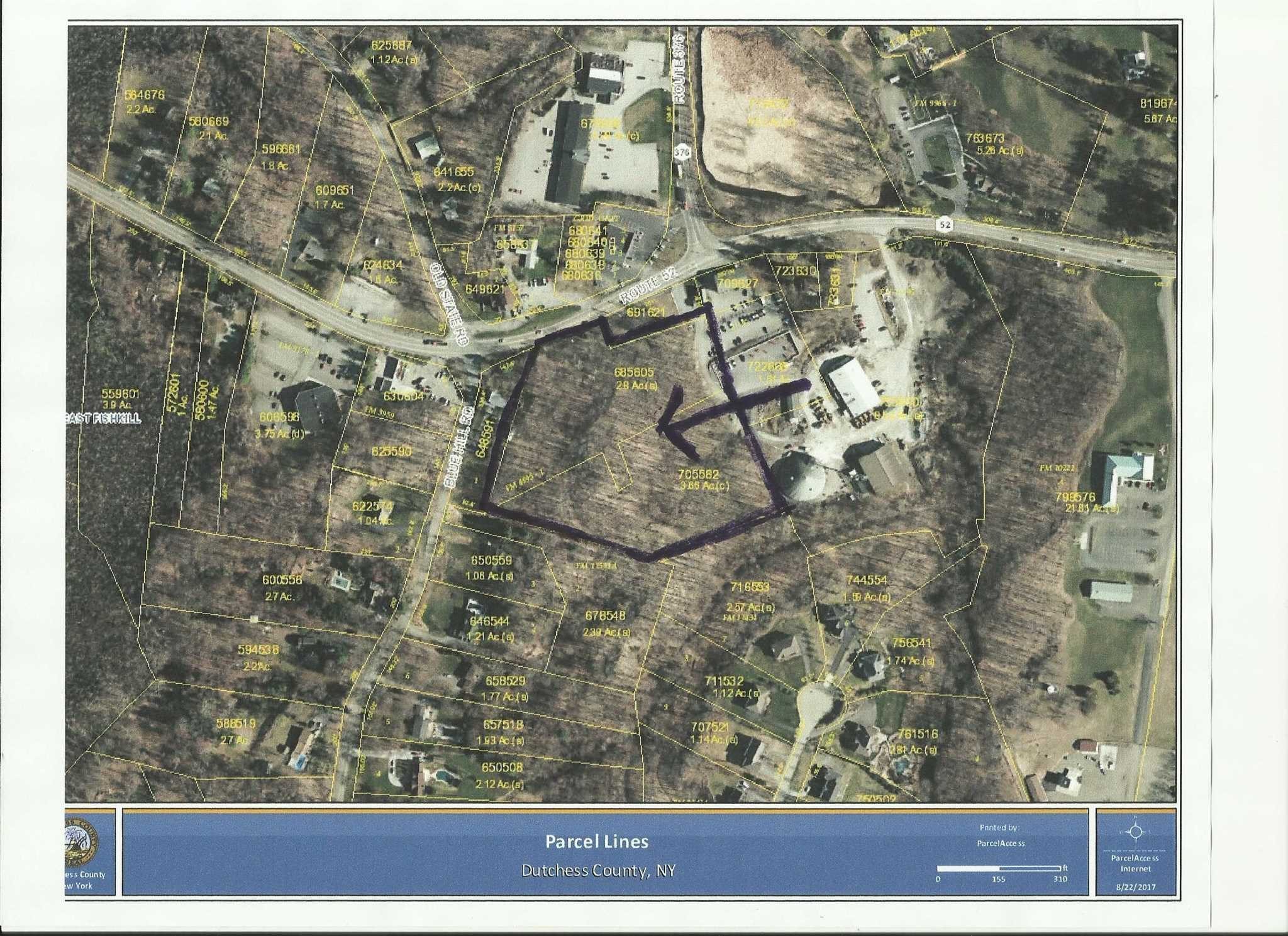 Land for Sale at 2452 ROUTE 52 2452 ROUTE 52 East Fishkill, New York 12533 United States