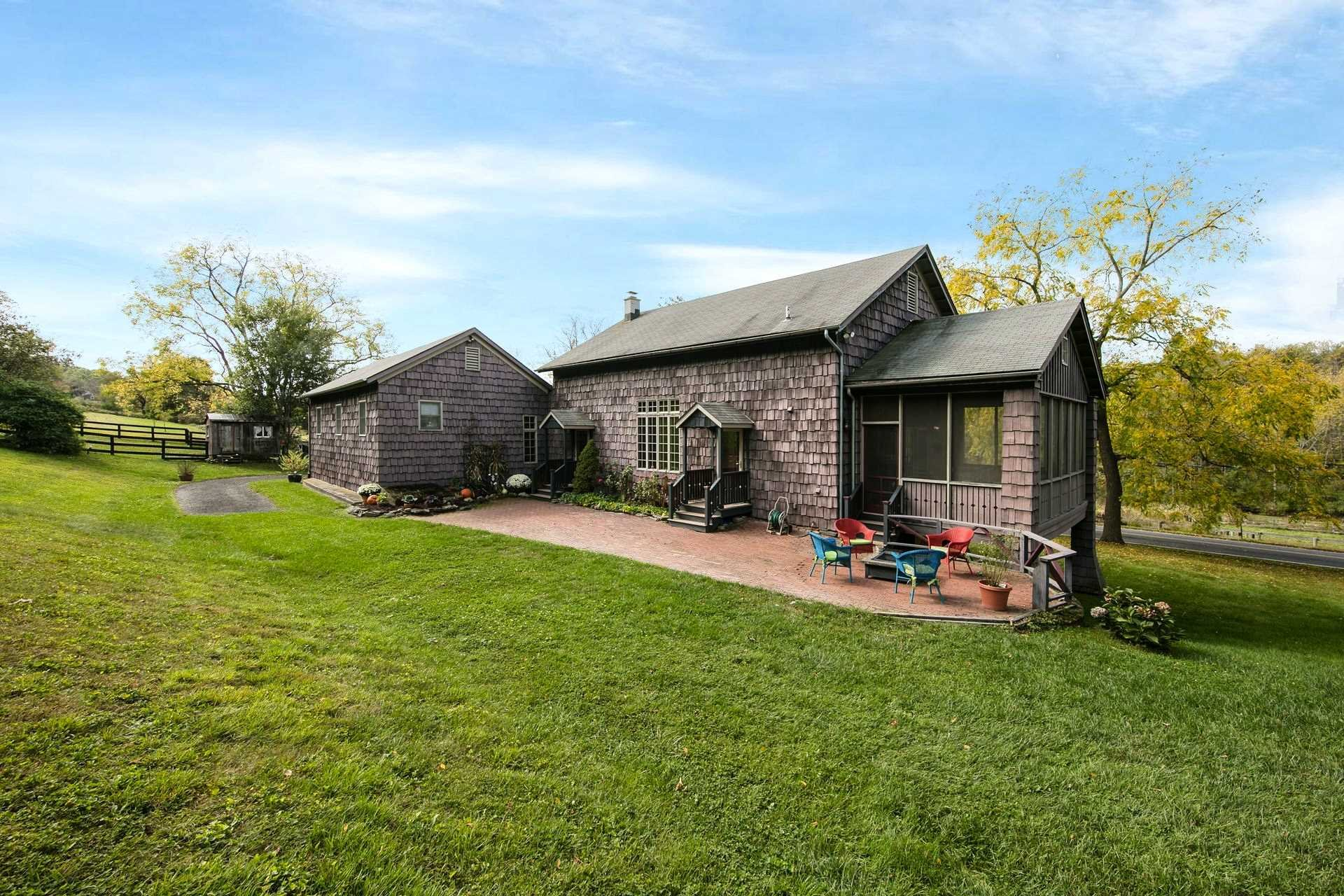Single Family Home for Sale at 2850 SALT POINT TURNPIKE 2850 SALT POINT TURNPIKE Stanfordville, New York 12514 United States