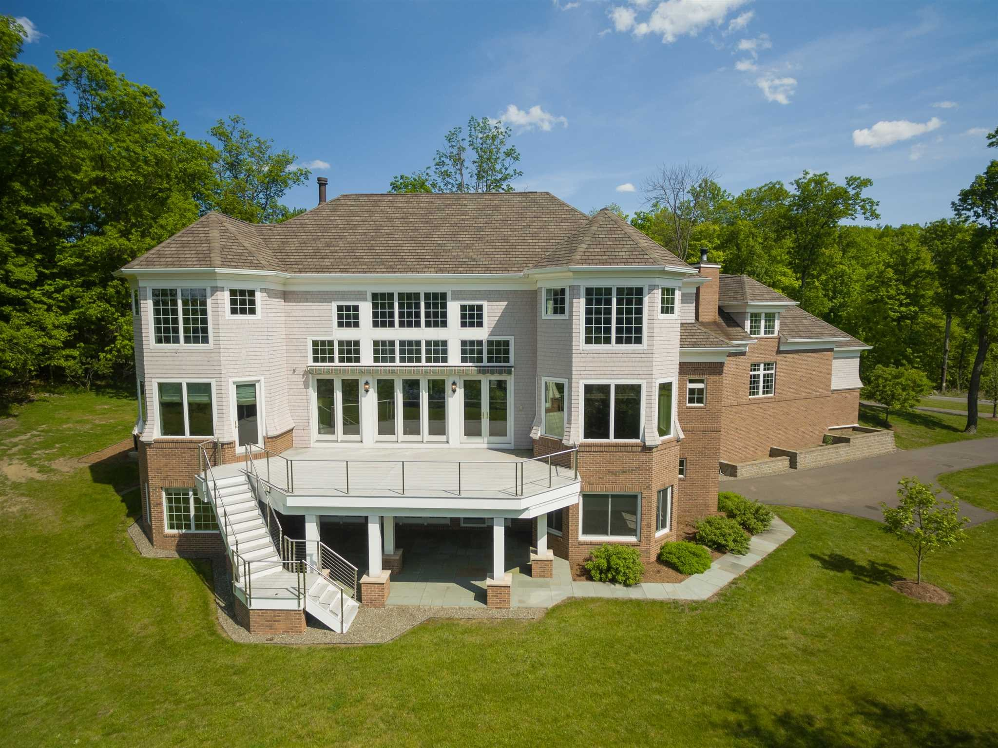 Single Family Home for Sale at 130 RIVER Road 130 RIVER Road Hyde Park, New York 12538 United States