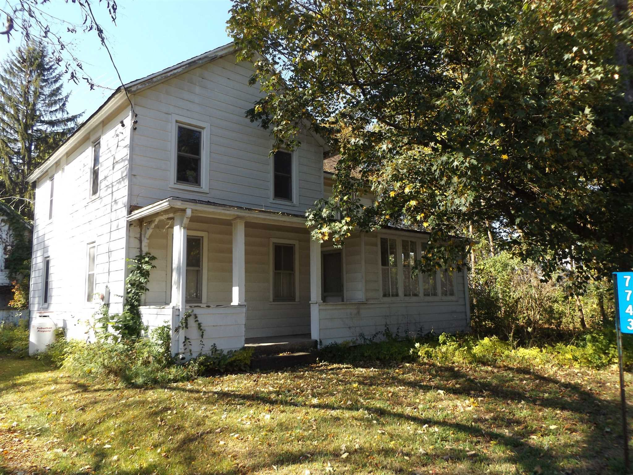 Single Family Home for Sale at 7743 MAIN Street 7743 MAIN Street Pine Plains, New York 12567 United States
