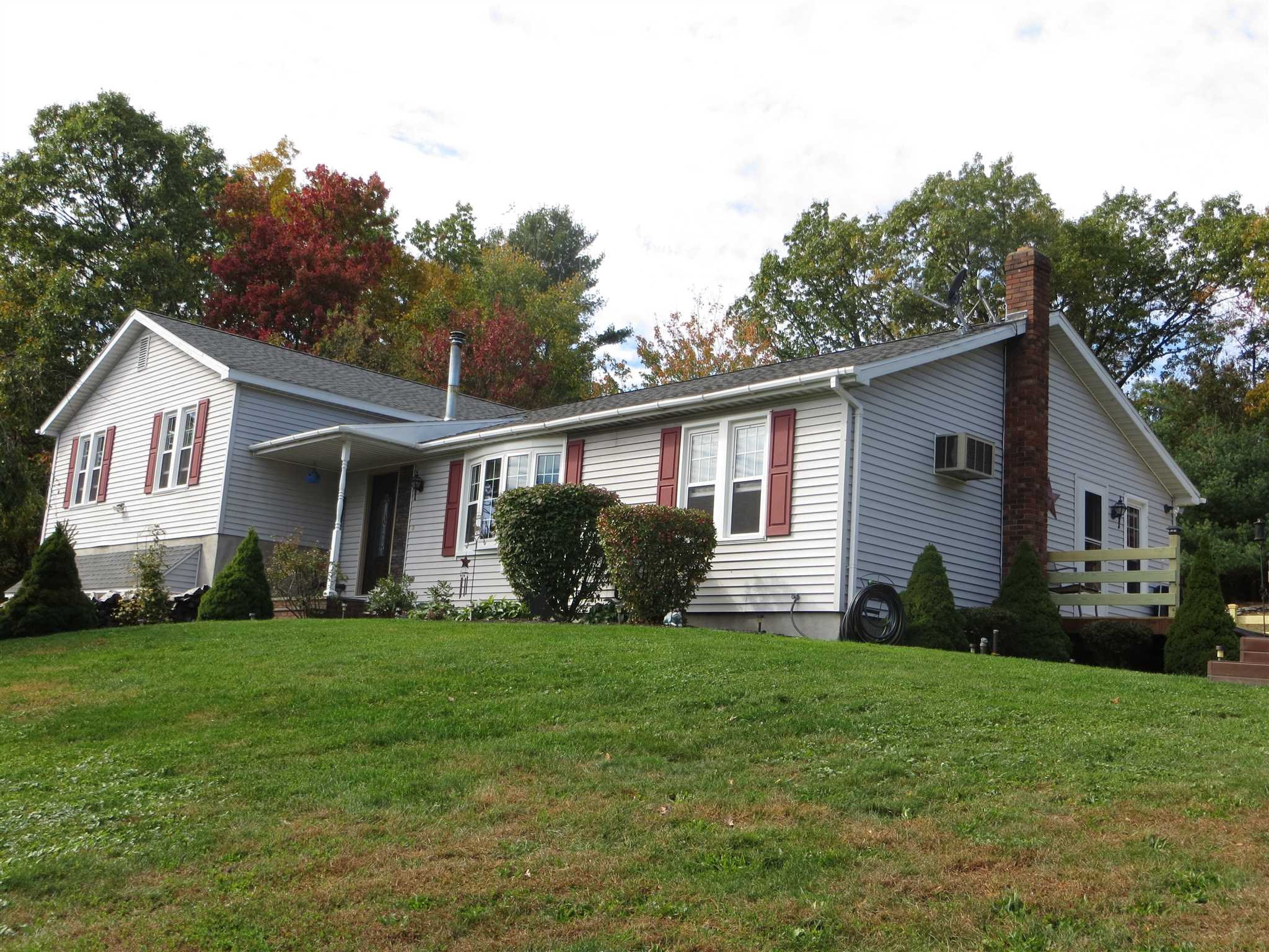Single Family Home for Sale at 53 HULL ROAD (B) 53 HULL ROAD (B) Gallatin, New York 12523 United States
