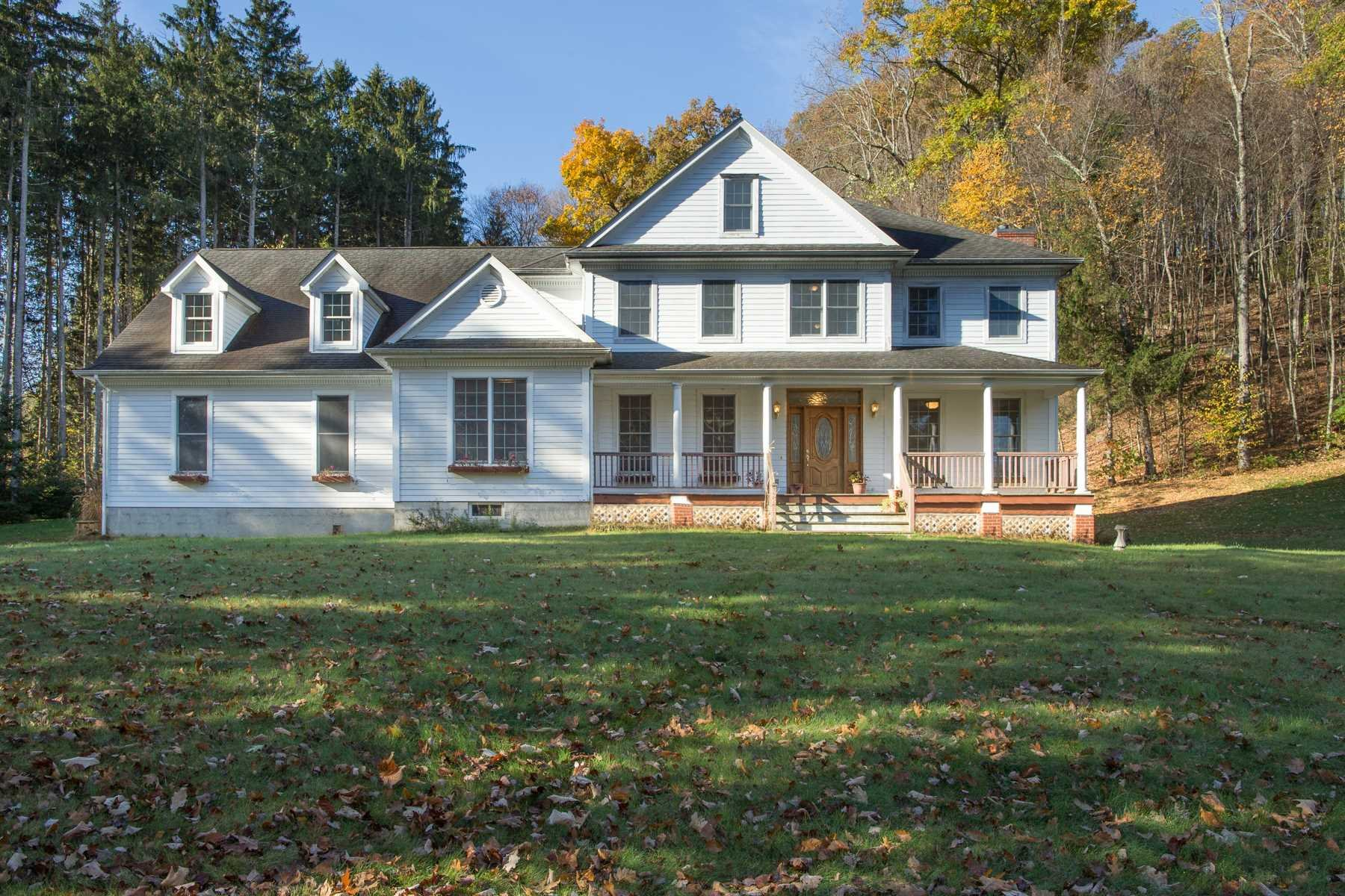 Single Family Home for Sale at 207 SUNSET HILL Road 207 SUNSET HILL Road La Grange, New York 12569 United States