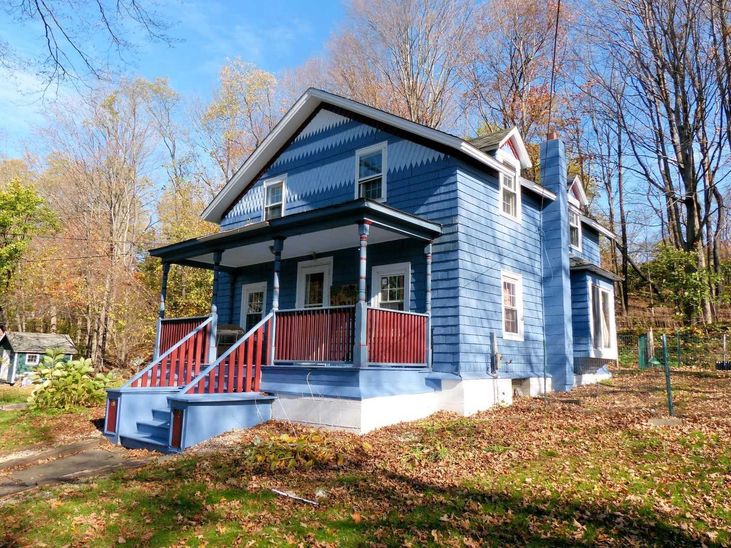 Single Family Home for Sale at 52 CENTER Street 52 CENTER Street Millerton, New York 12546 United States