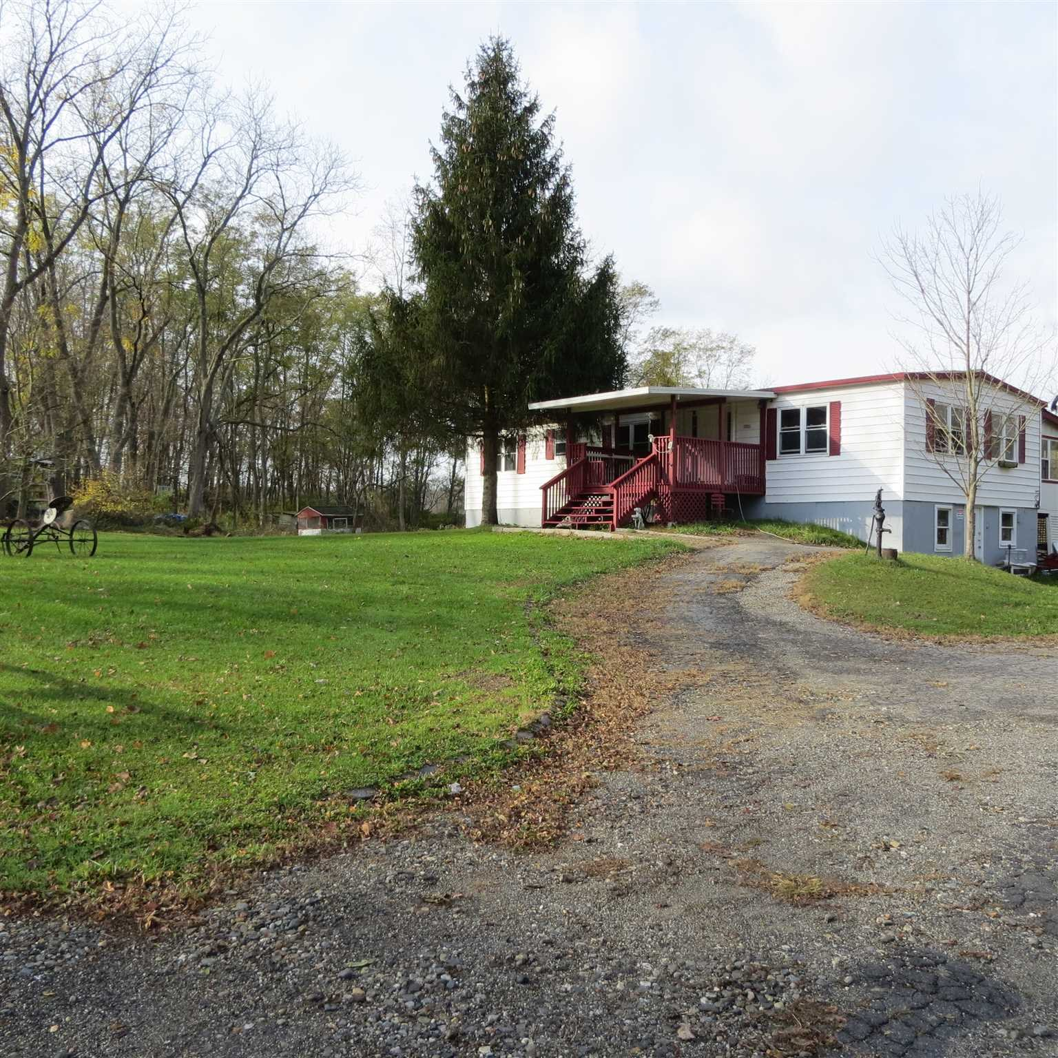 Single Family Home for Sale at 30 POPLAR HILL ROAD 30 POPLAR HILL ROAD Amenia, New York 12592 United States