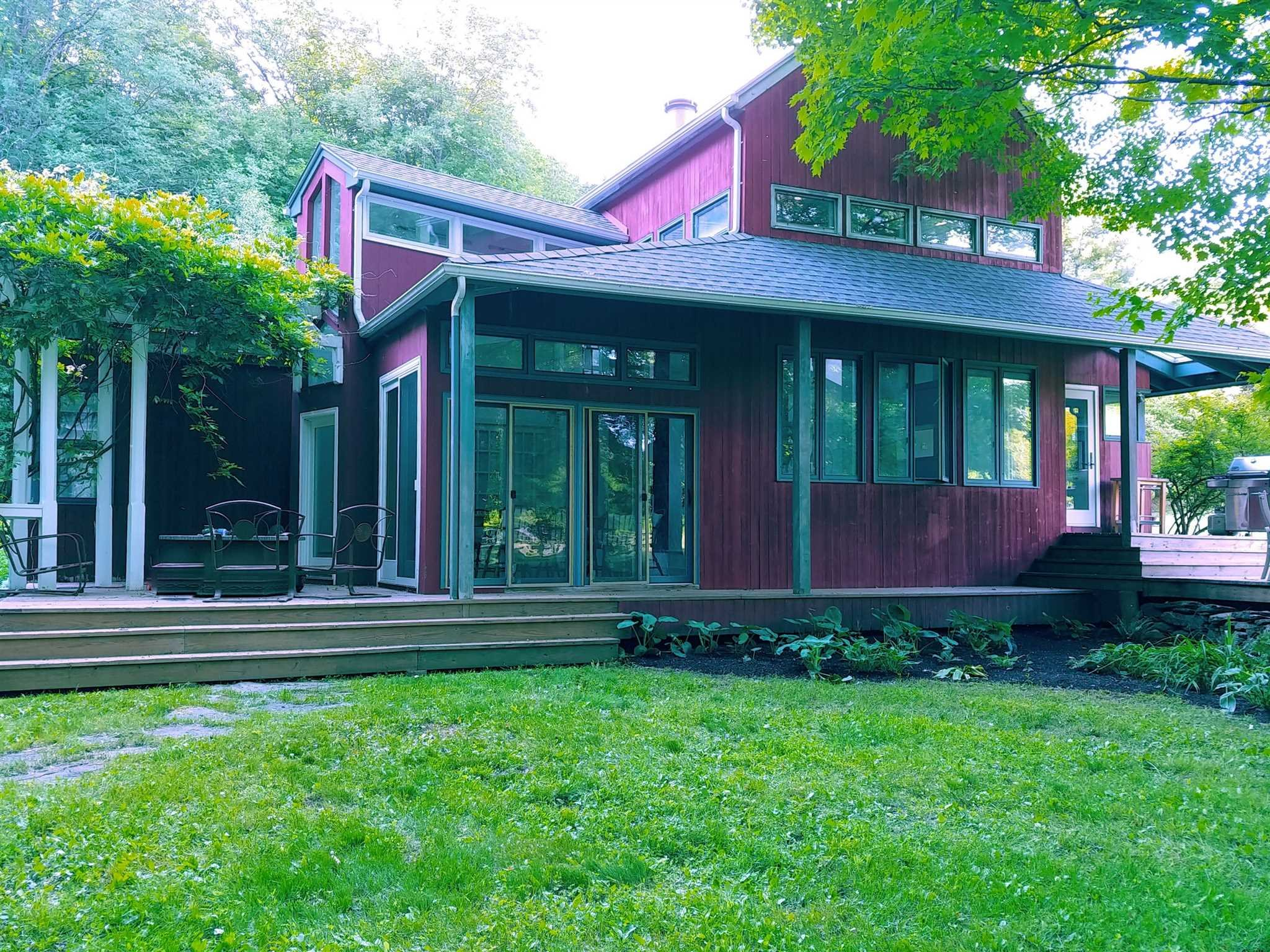 Single Family Home for Sale at 133 YELLOW CITY Road 133 YELLOW CITY Road Amenia, New York 12501 United States