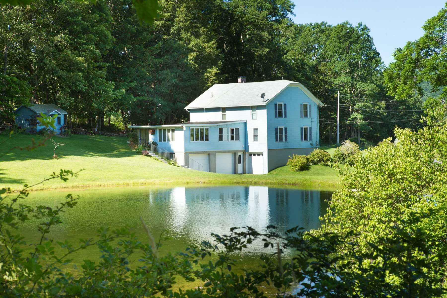 Single Family Home for Sale at 2250 CLOVE ROAD 2250 CLOVE ROAD Union Vale, New York 12540 United States