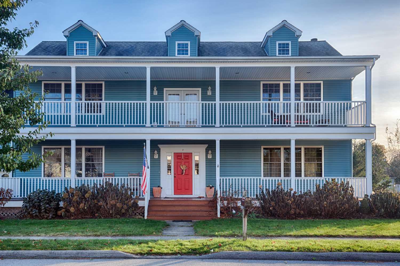 Single Family Home for Sale at 2 CAROLINA DRIVE 2 CAROLINA DRIVE Rhinebeck, New York 12572 United States