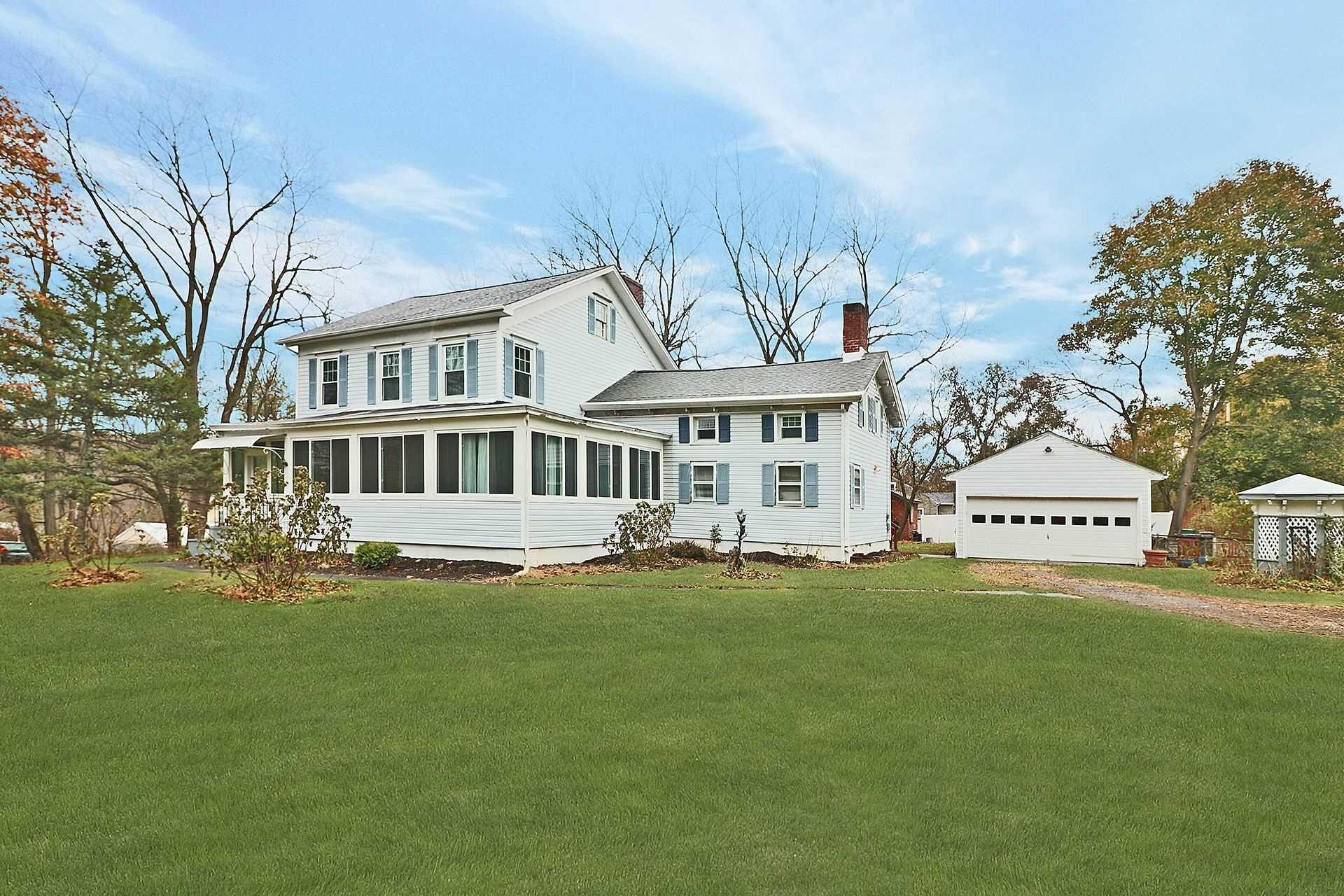 Single Family Home for Sale at 32 OLD GLENHAM Road 32 OLD GLENHAM Road Fishkill, New York 12540 United States