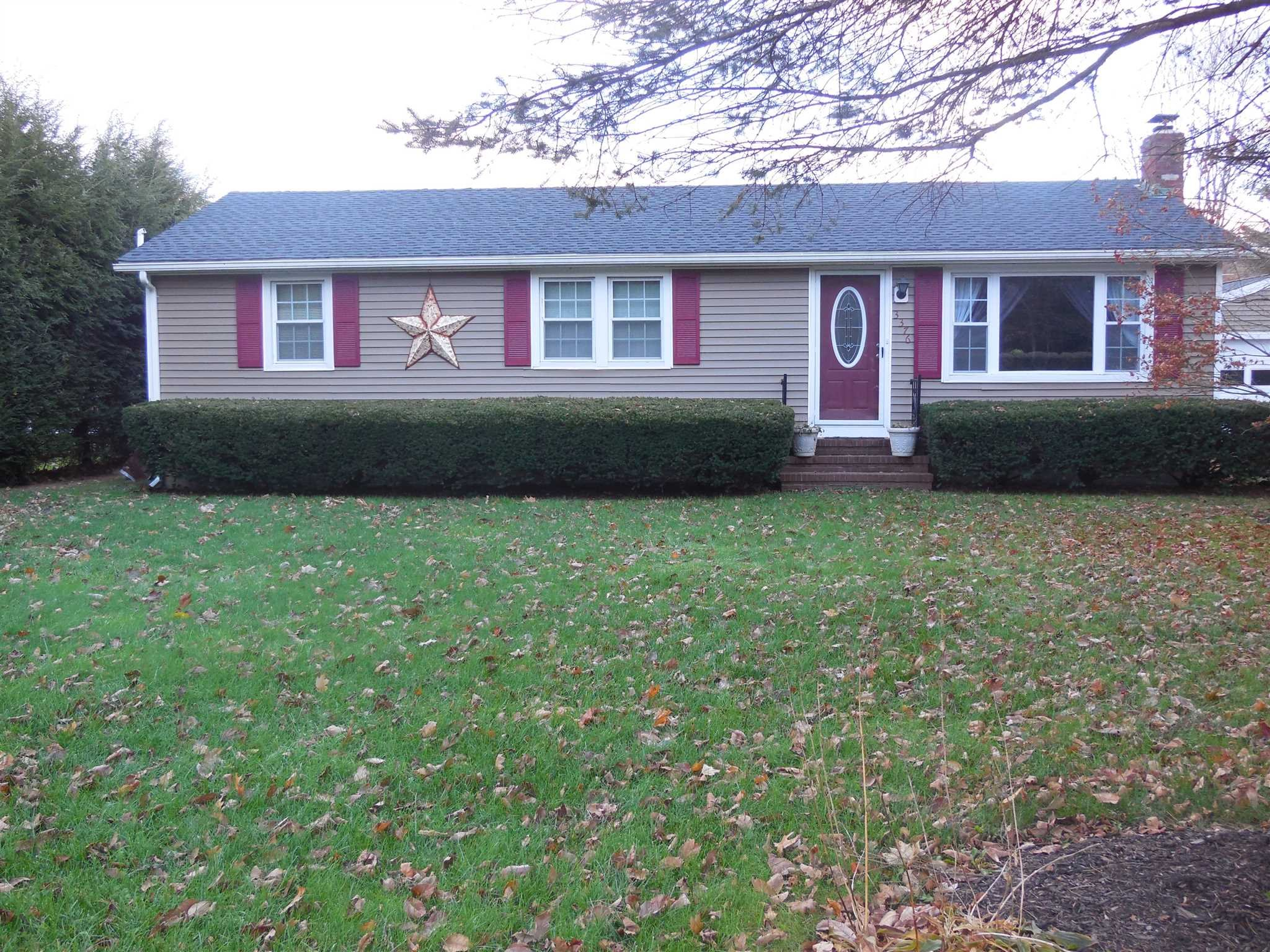 Single Family Home for Sale at 3376 ROUTE 22 3376 ROUTE 22 Dover Plains, New York 12522 United States
