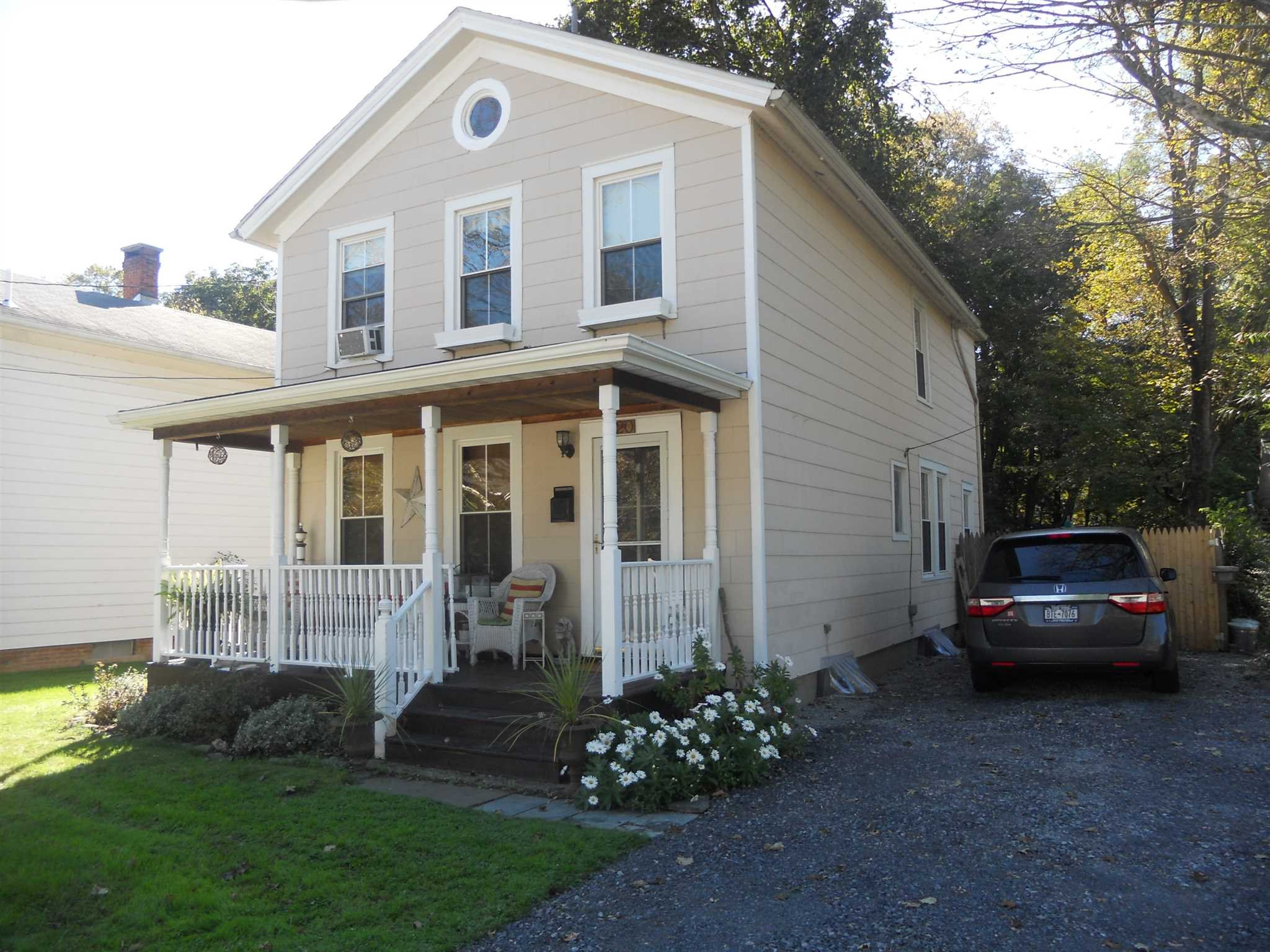 Single Family Home for Sale at 20 E MARKET 20 E MARKET Hyde Park, New York 12538 United States