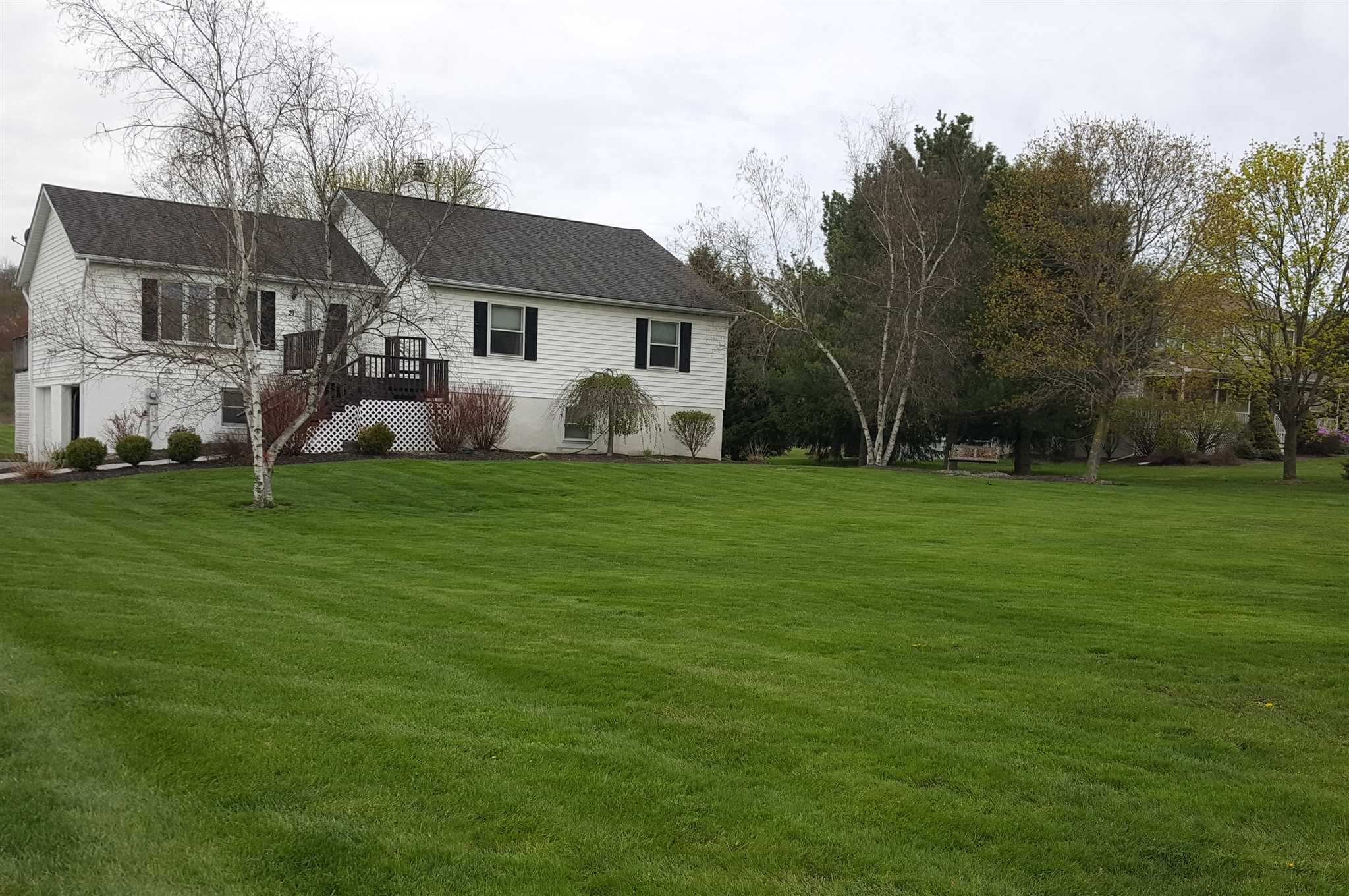 Single Family Home for Sale at 21 SMITH ROAD 21 SMITH ROAD Pleasant Valley, New York 12569 United States