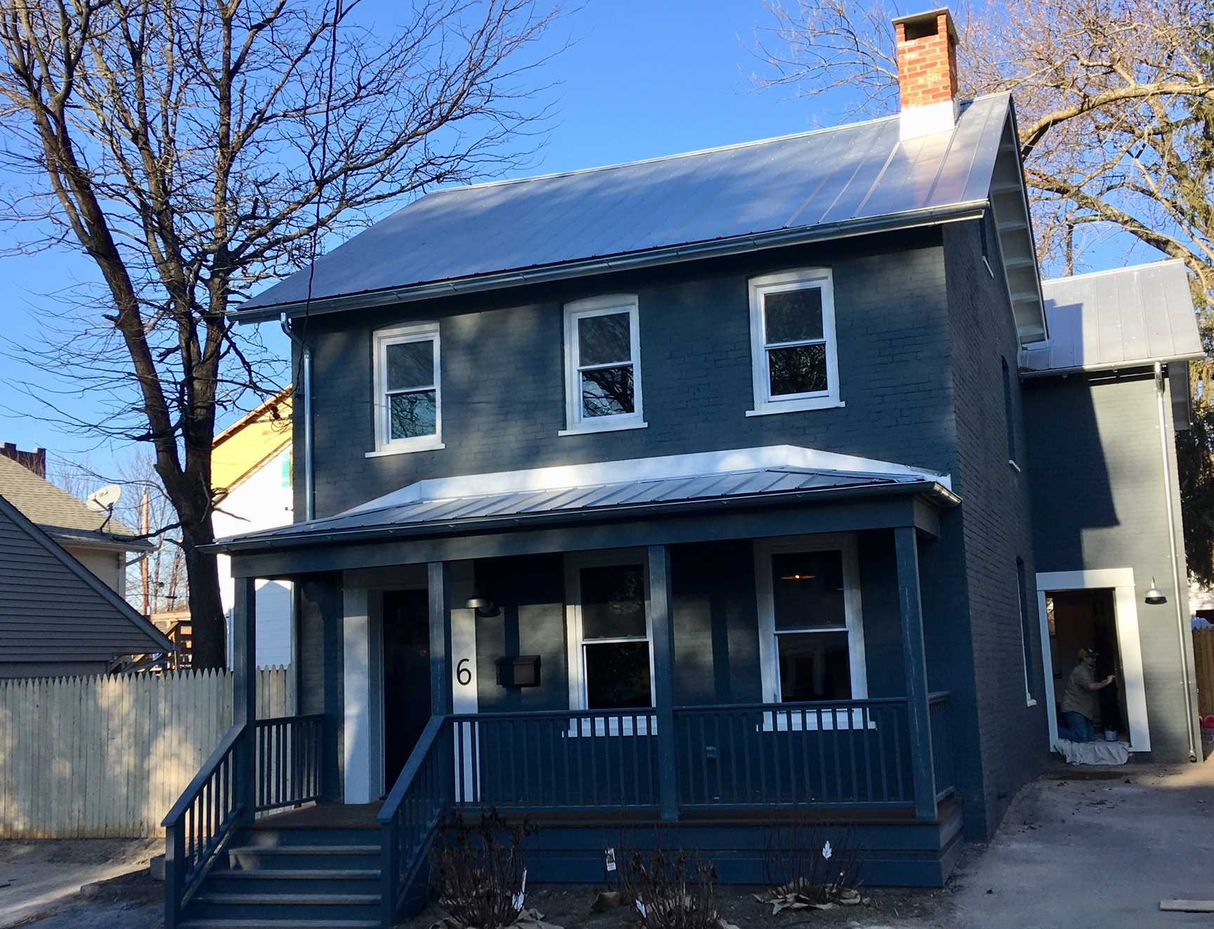 Single Family Home for Sale at 6 CENTER Street 6 CENTER Street Beacon, New York 12508 United States