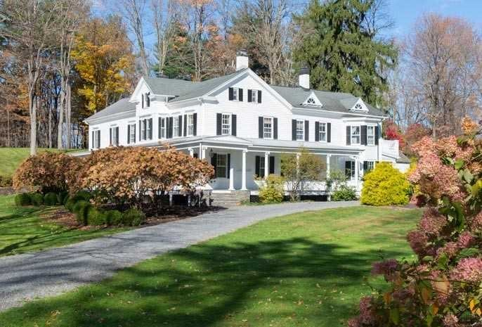 Single Family Home for Sale at 437 ROUTE 308 437 ROUTE 308 Rhinebeck, New York 12572 United States