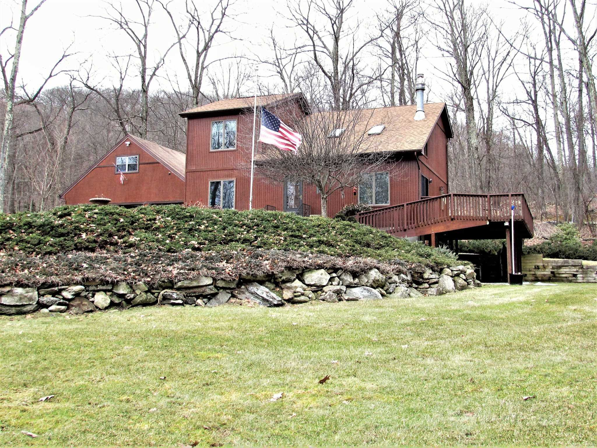 Single Family Home for Sale at 3485 ROUTE 55 3485 ROUTE 55 Pawling, New York 12564 United States