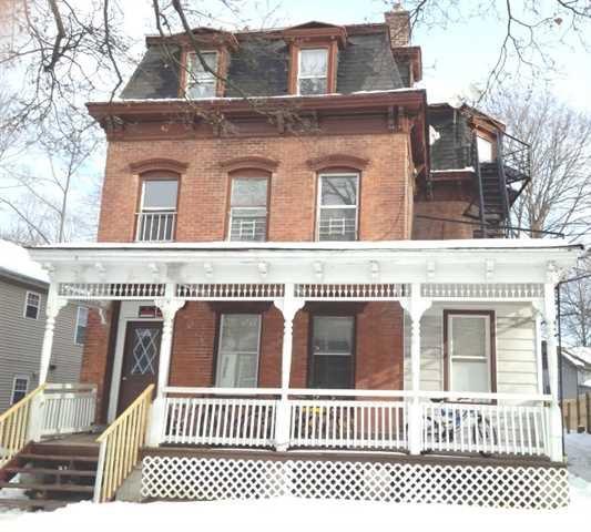 Single Family Home for Rent at 28 HOOKER AVE APT 1 28 HOOKER AVE APT 1 Poughkeepsie, New York 12601 United States
