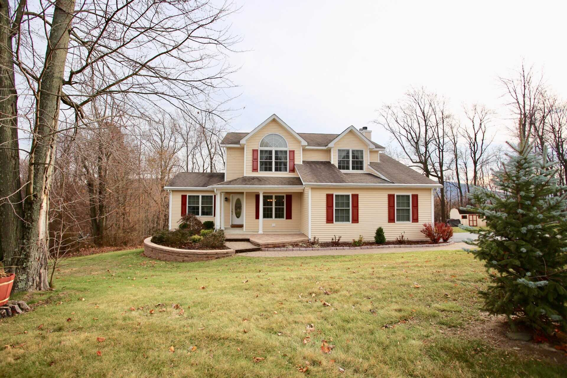 Single Family Home for Sale at 14 TREE LINE Court 14 TREE LINE Court Fishkill, New York 12524 United States