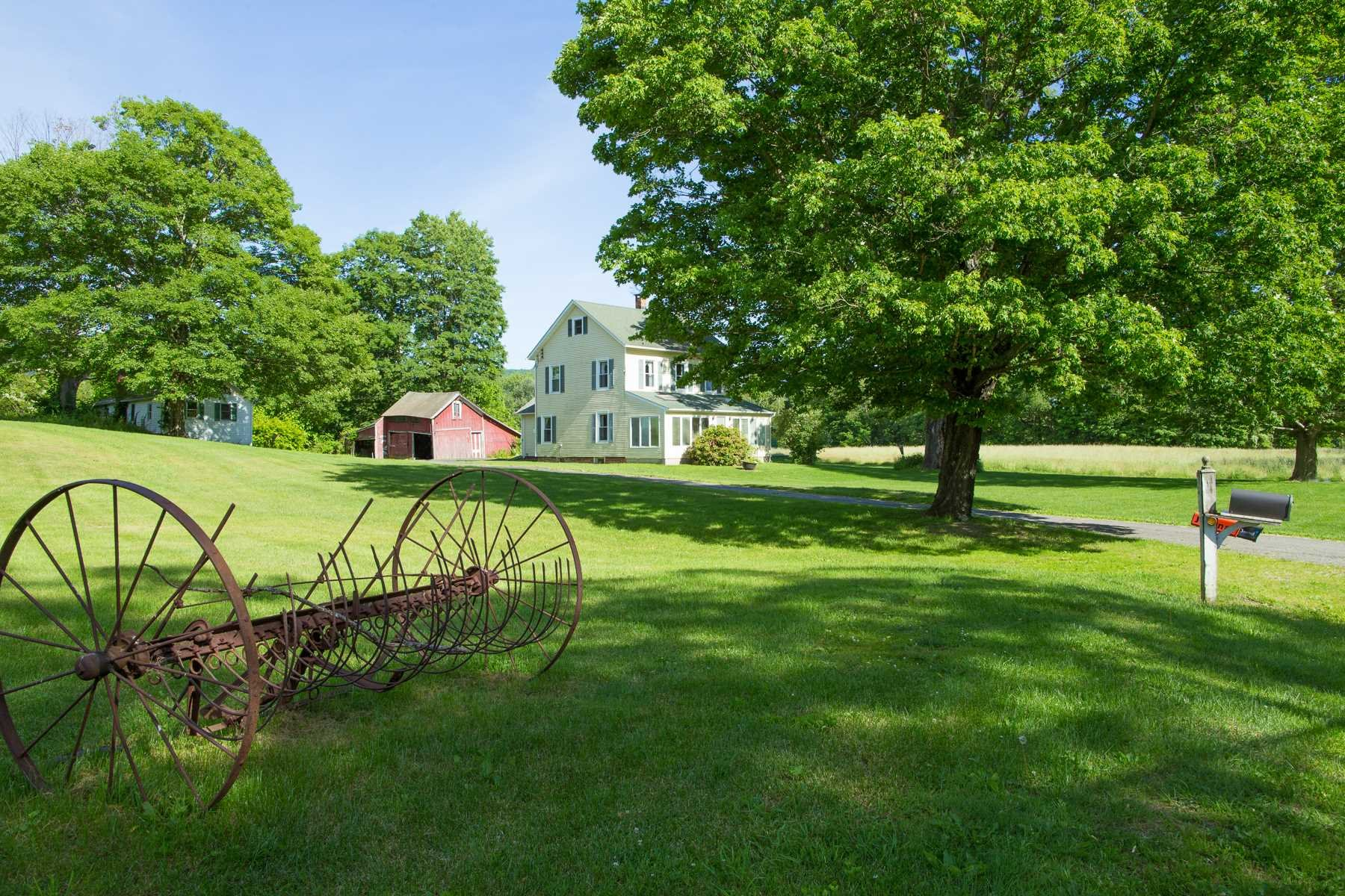 Single Family Home for Sale at 1100 OLD ROUTE 22 1100 OLD ROUTE 22 Dover Plains, New York 12522 United States