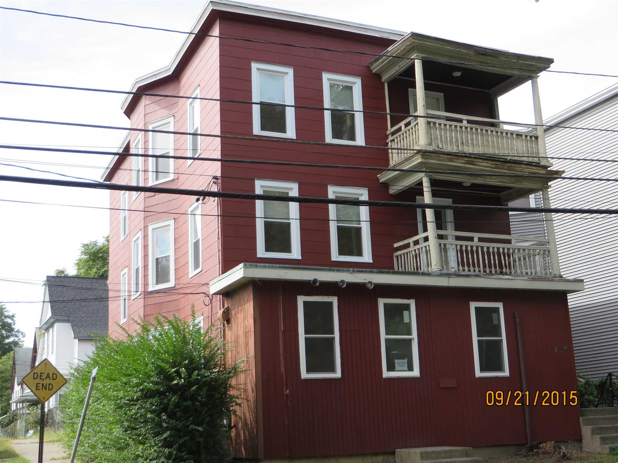 Single Family Home for Rent at 174 SOUTH AVENUE 174 SOUTH AVENUE Poughkeepsie, New York 12601 United States