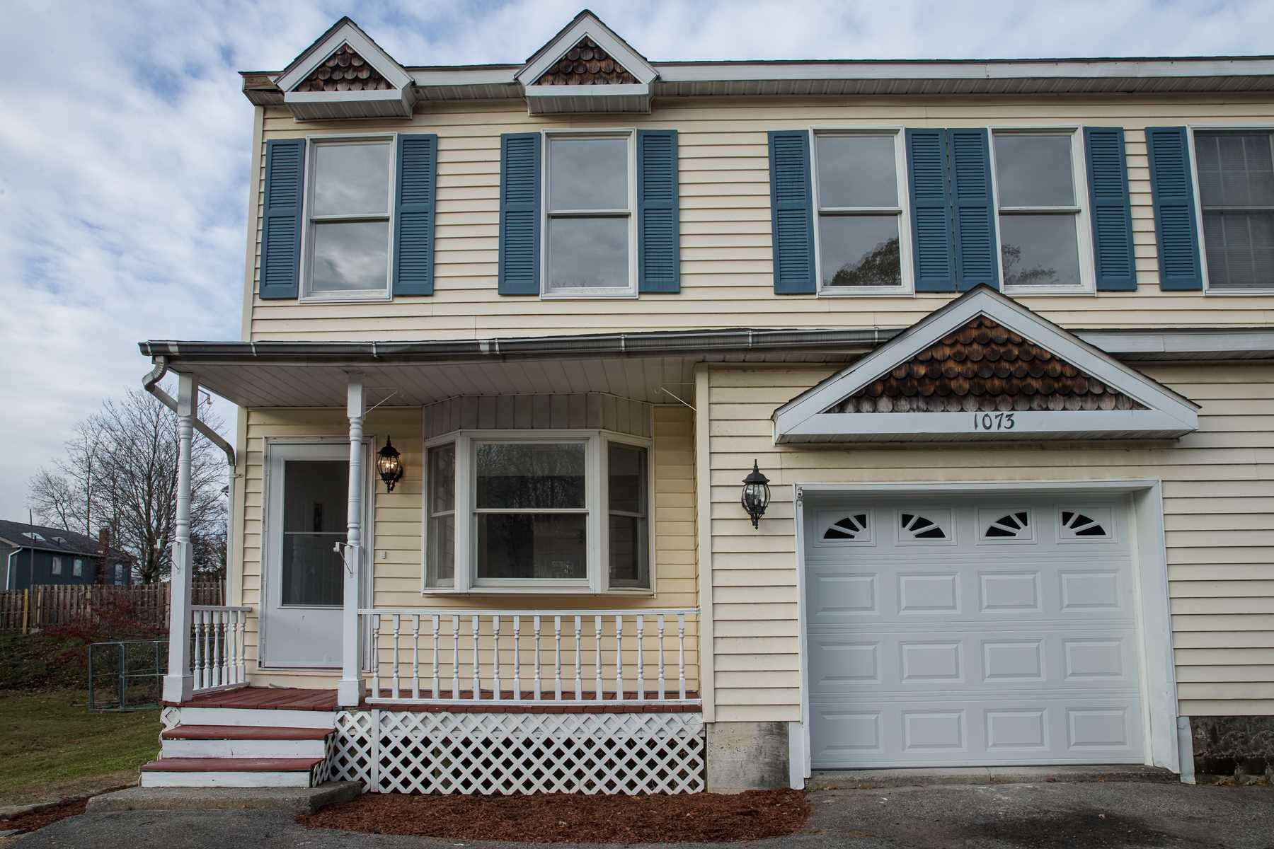 Single Family Home for Sale at 1073 WOLCOTT 1073 WOLCOTT Beacon, New York 12508 United States