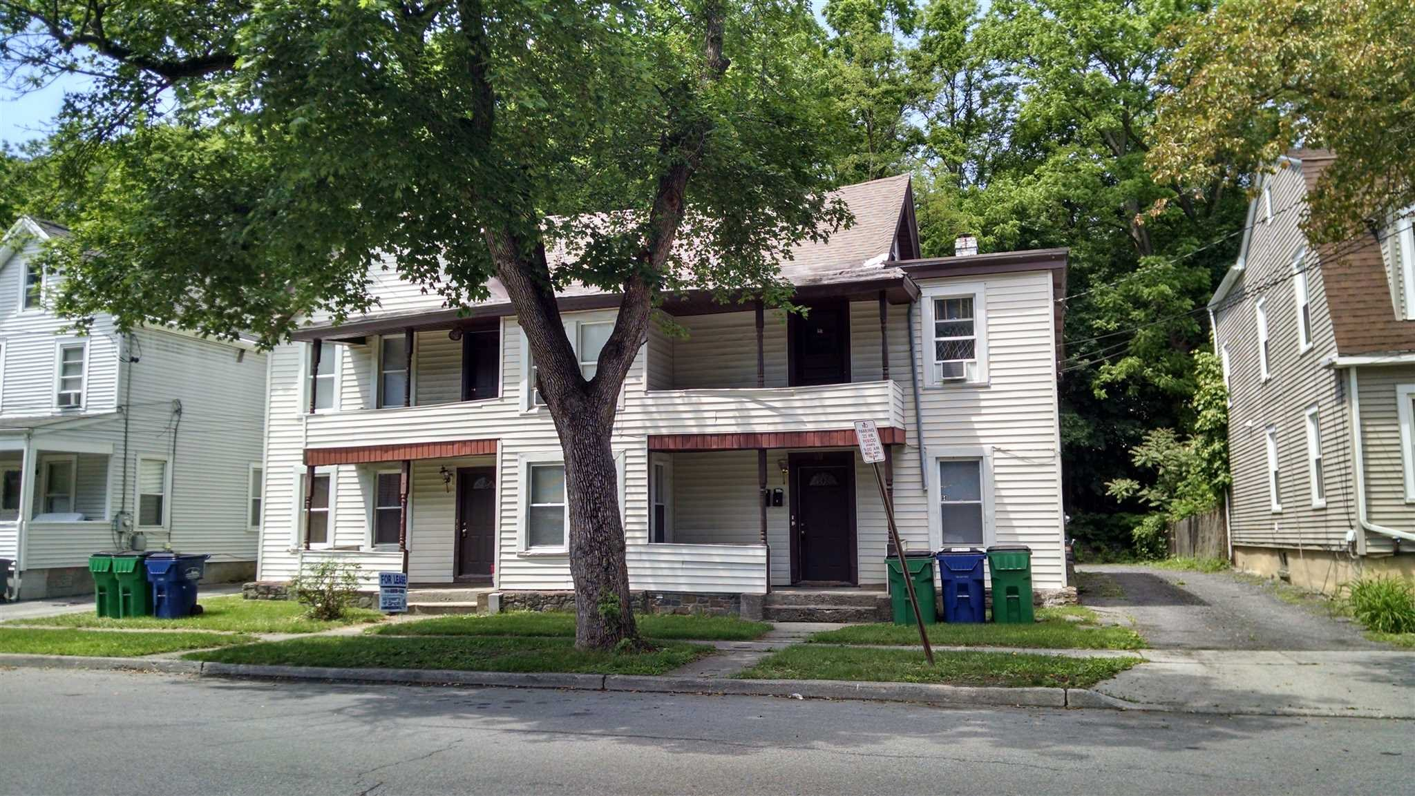 Single Family Home for Rent at 60 TAYLOR Avenue 60 TAYLOR Avenue Poughkeepsie, New York 12601 United States