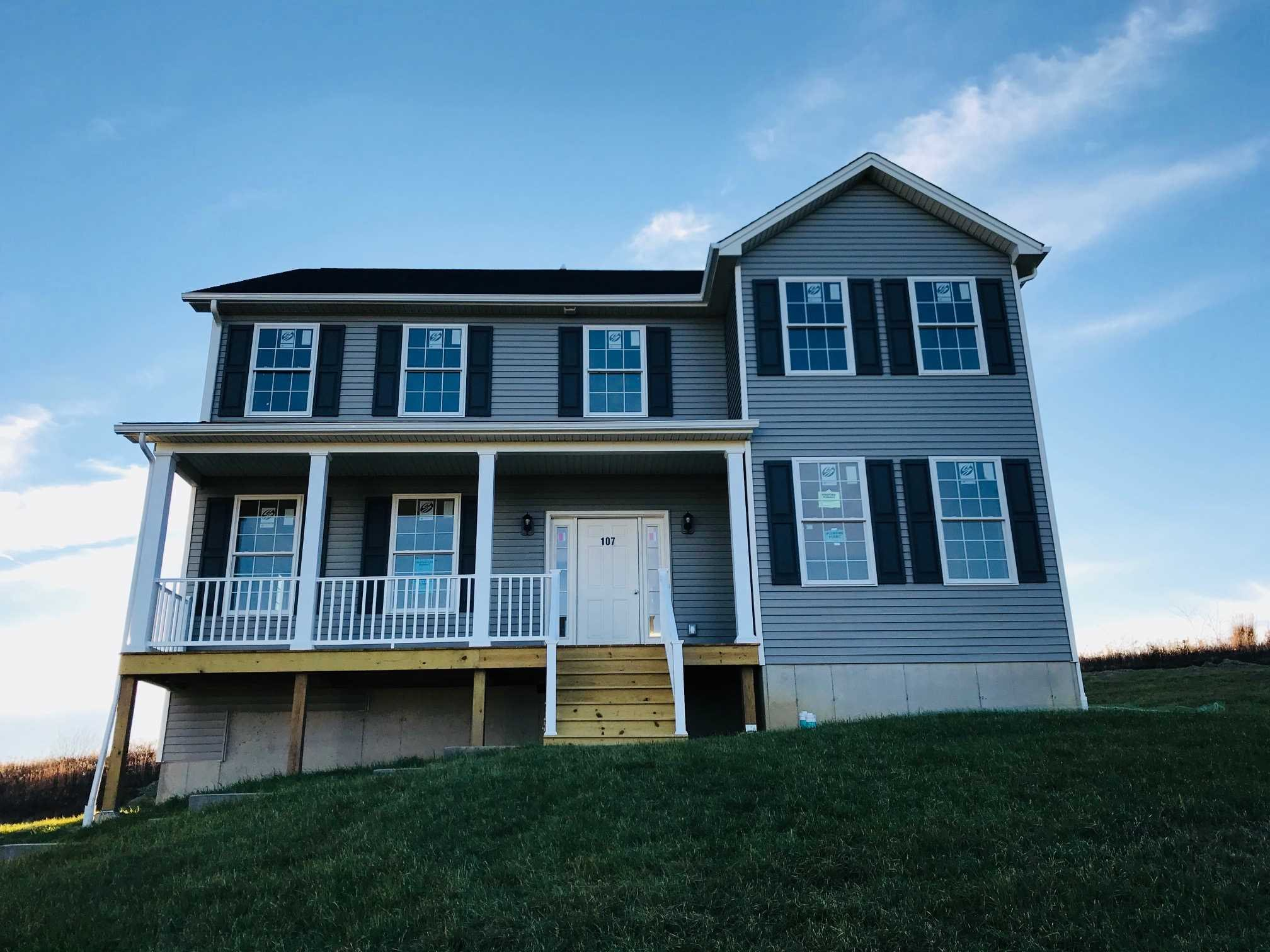 Single Family Home for Sale at 111 STRATFORD LOT 122 Drive 111 STRATFORD LOT 122 Drive Poughkeepsie, New York 12603 United States