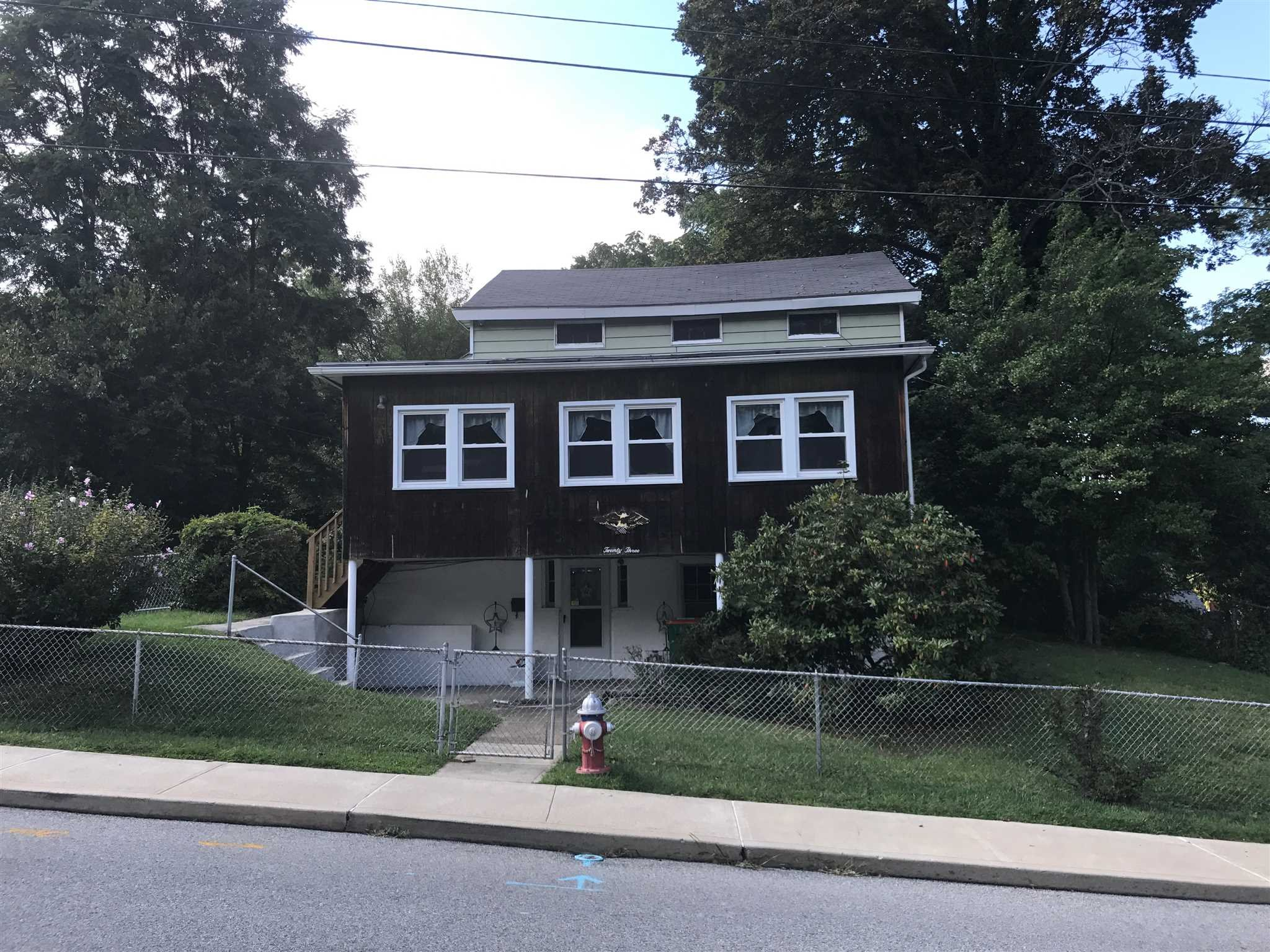 Single Family Home for Sale at 23 RUSSELL Avenue 23 RUSSELL Avenue Beacon, New York 12508 United States