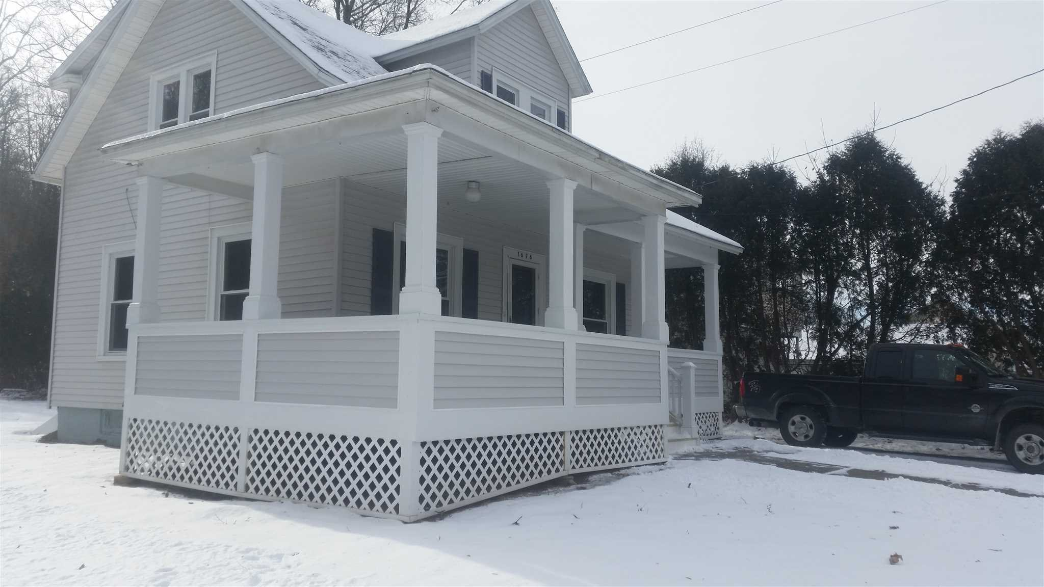 Single Family Home for Sale at 1676 MAIN STREET 1676 MAIN STREET Pleasant Valley, New York 12569 United States