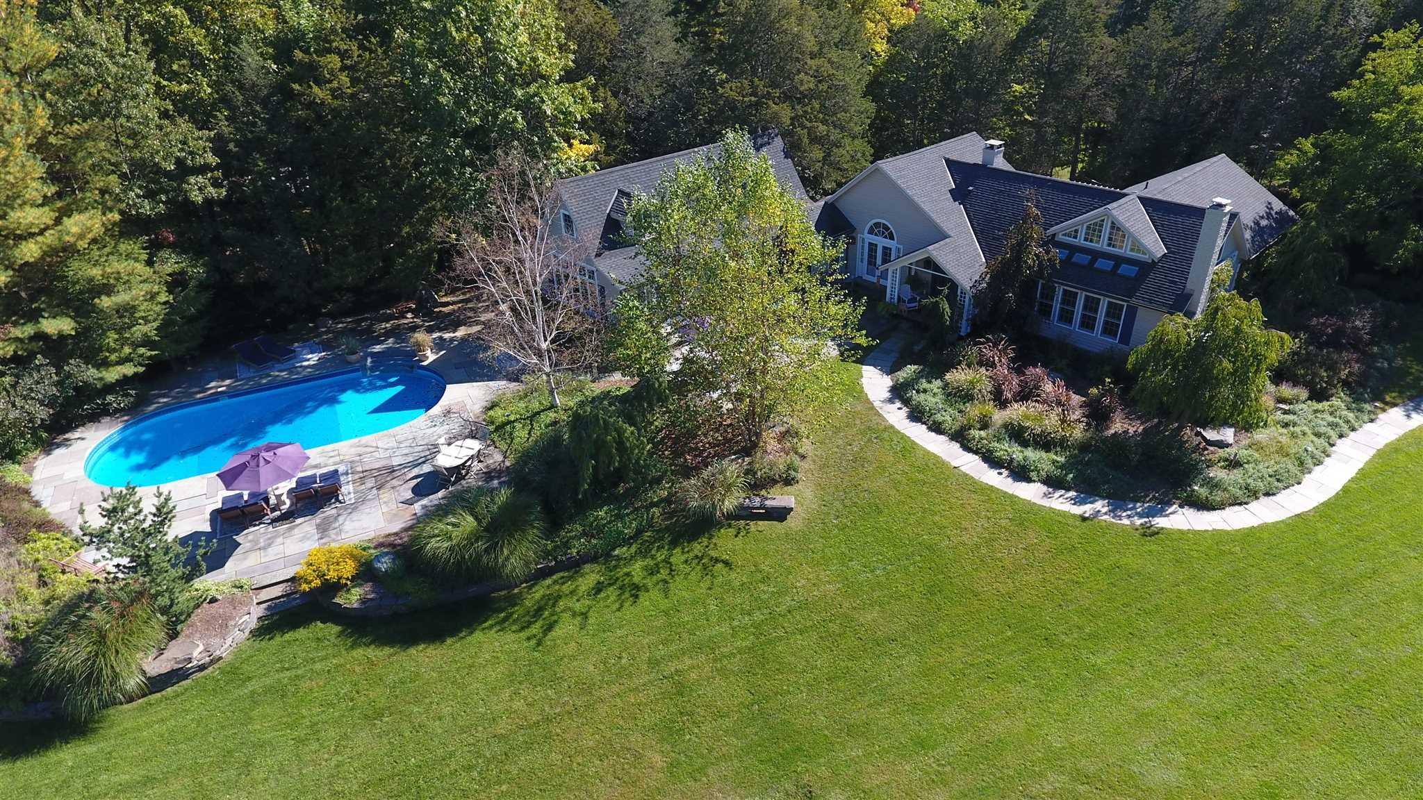 Single Family Home for Sale at MOUNTAIN LAUREL LANE MOUNTAIN LAUREL LANE Woodstock, New York 12477 United States