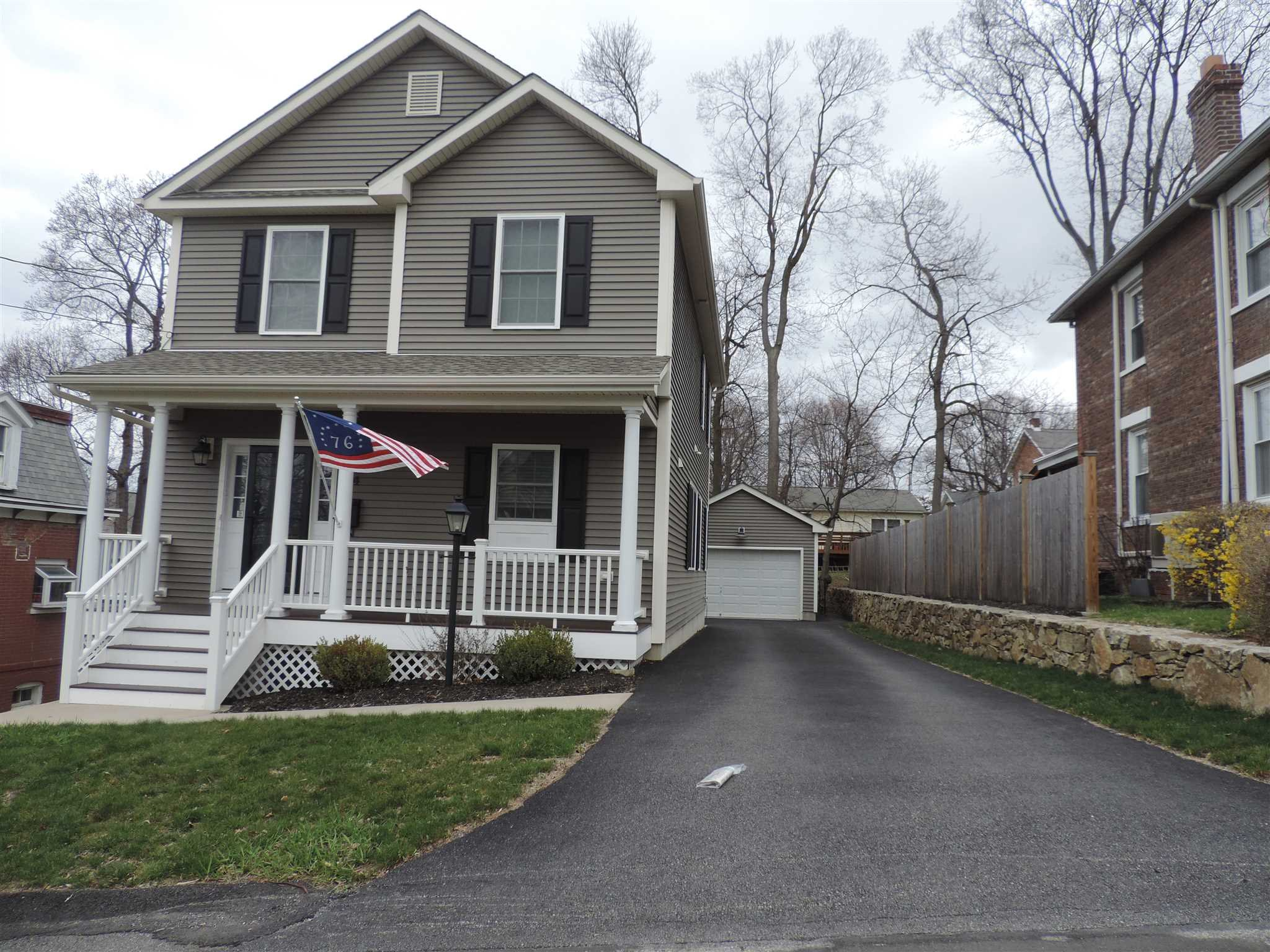 Single Family Home for Sale at 13 HILLSIDE Avenue 13 HILLSIDE Avenue Wappingers Falls, New York 12590 United States