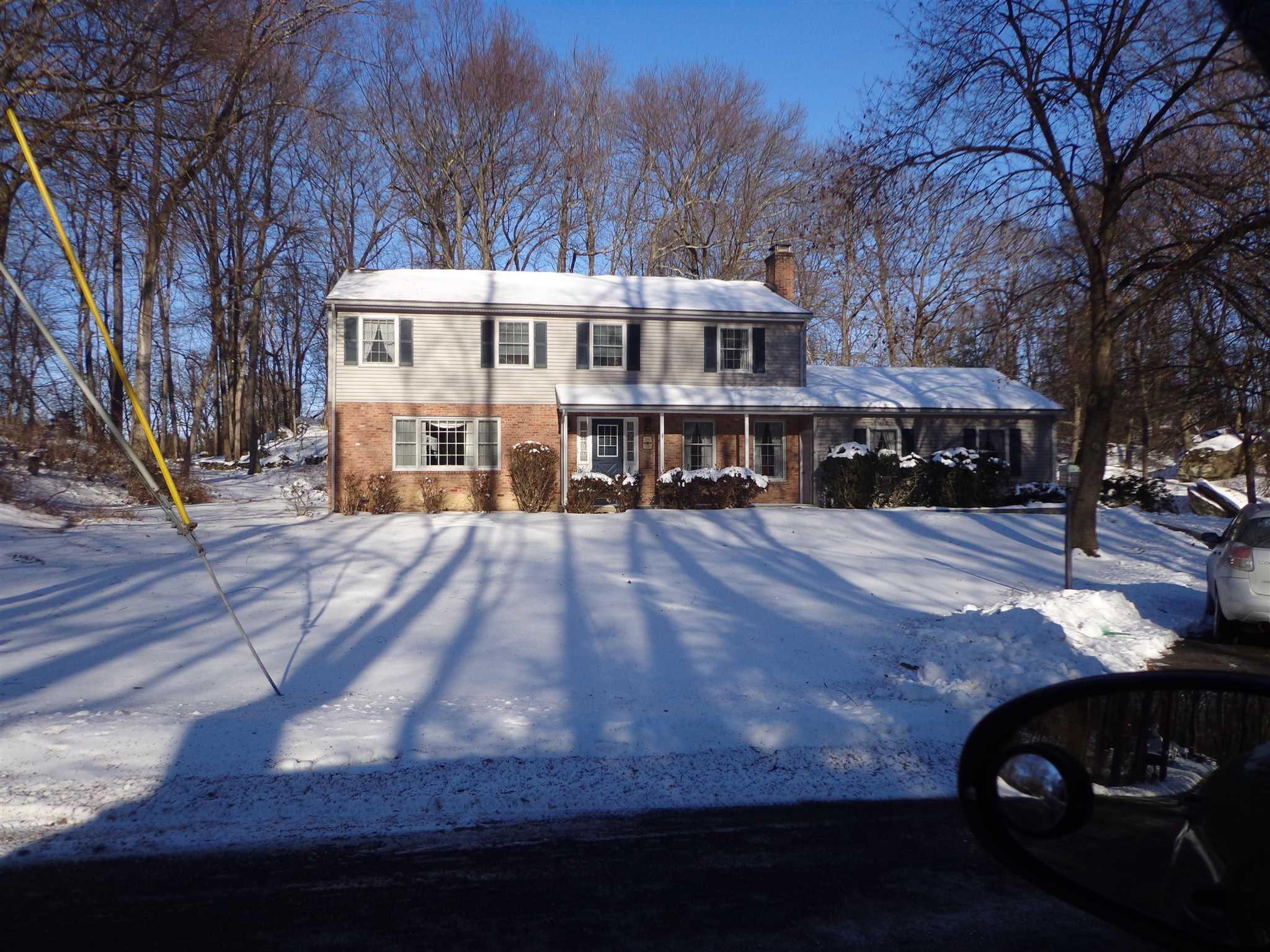 Single Family Home for Sale at 12 HOFFMAN WOODS 12 HOFFMAN WOODS Red Hook, New York 12557 United States