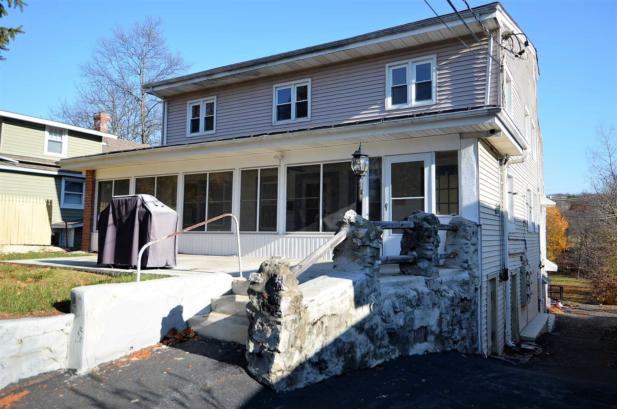 Single Family Home for Rent at 1342 ROUTE 44 1342 ROUTE 44 Pleasant Valley, New York 12569 United States