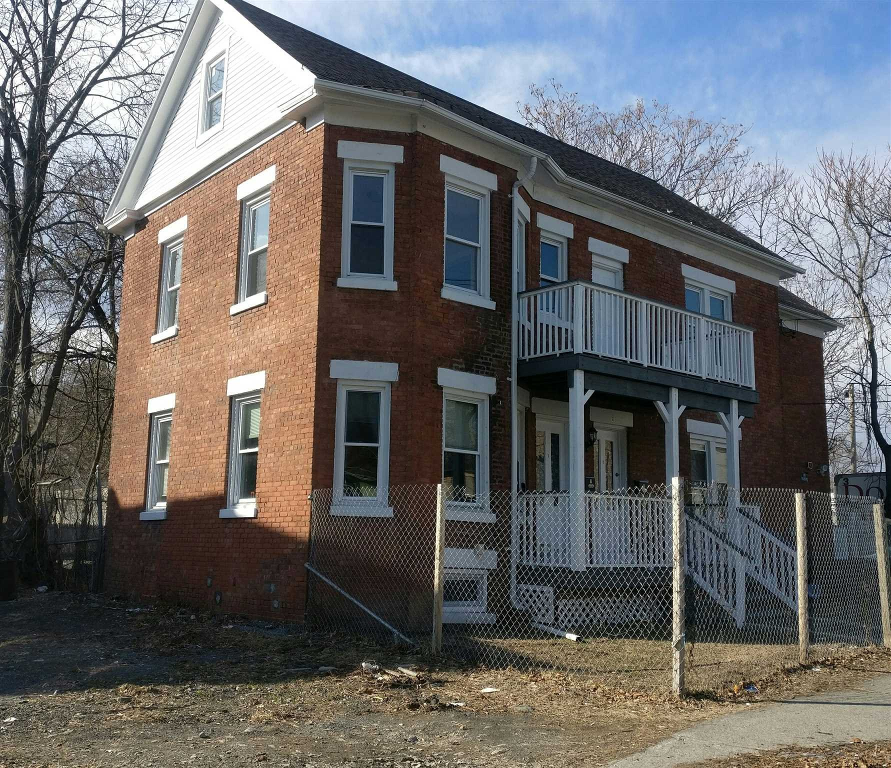 Single Family Home for Rent at 8 PALMER Avenue 8 PALMER Avenue Poughkeepsie, New York 12601 United States