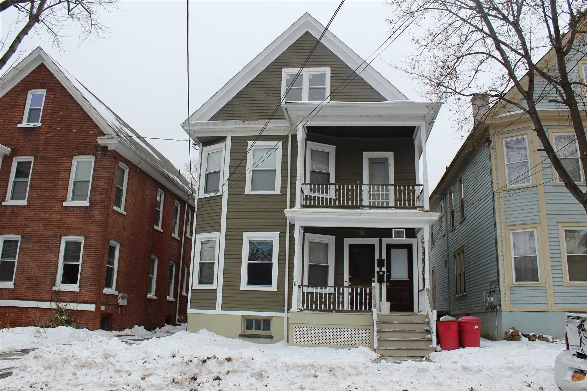 Single Family Home for Rent at 20 DEAN Place 20 DEAN Place Poughkeepsie, New York 12601 United States