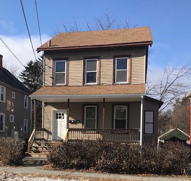 Single Family Home for Rent at 134 GARDEN Street 134 GARDEN Street Poughkeepsie, New York 12601 United States