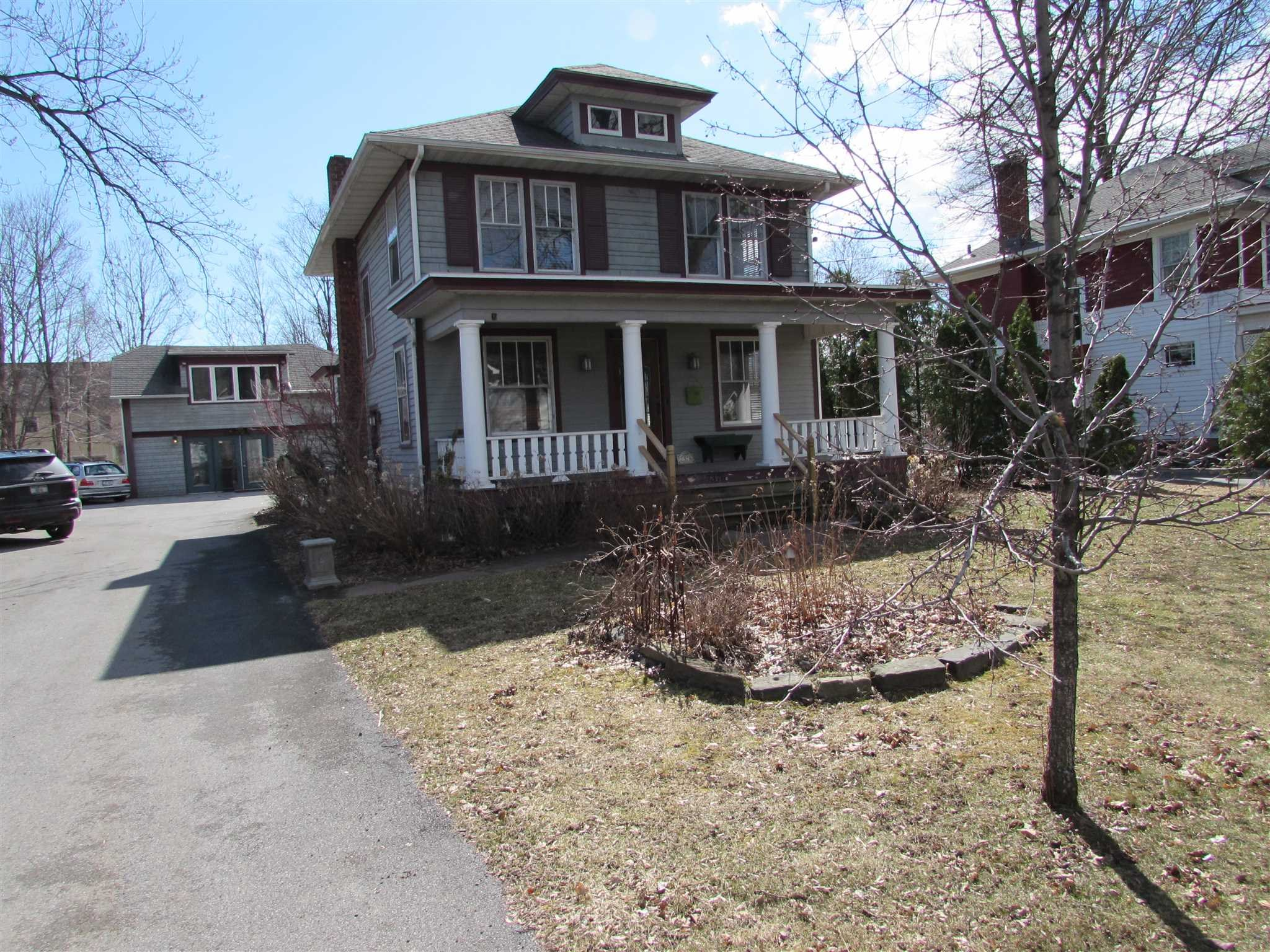 Single Family Home for Sale at 7376 SOUTH BROADWAY 7376 SOUTH BROADWAY Red Hook Village, New York 12571 United States