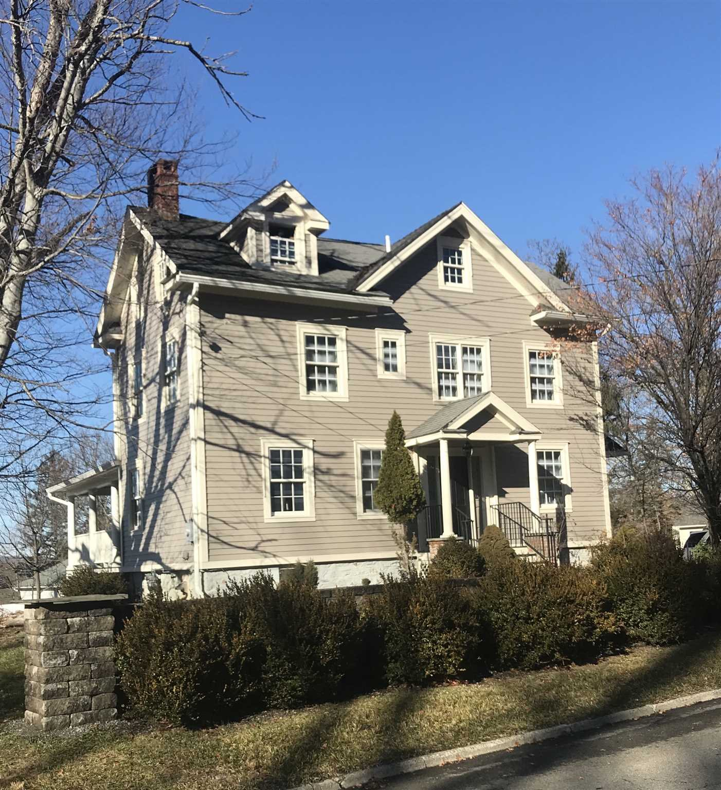 Single Family Home for Sale at 119 HOWLAND Avenue 119 HOWLAND Avenue Beacon, New York 12508 United States