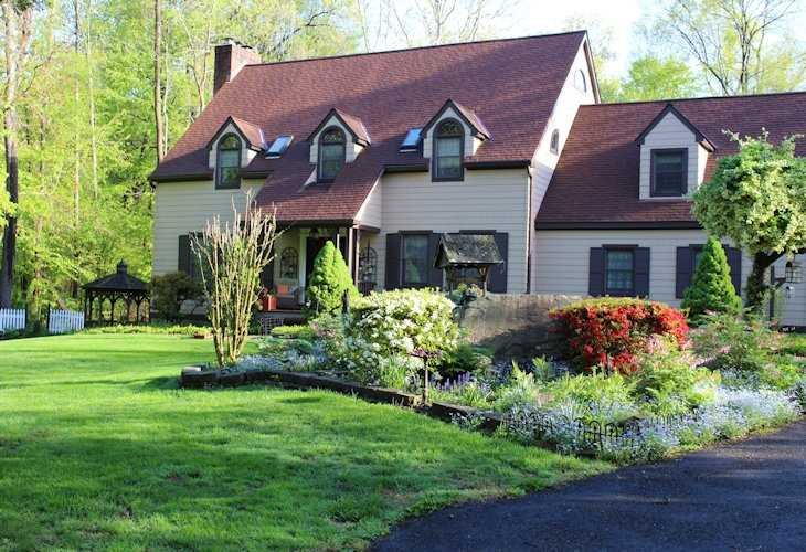 Single Family Home for Sale at 5 PEACOCK ROAD 5 PEACOCK ROAD Rhinebeck, New York 12572 United States