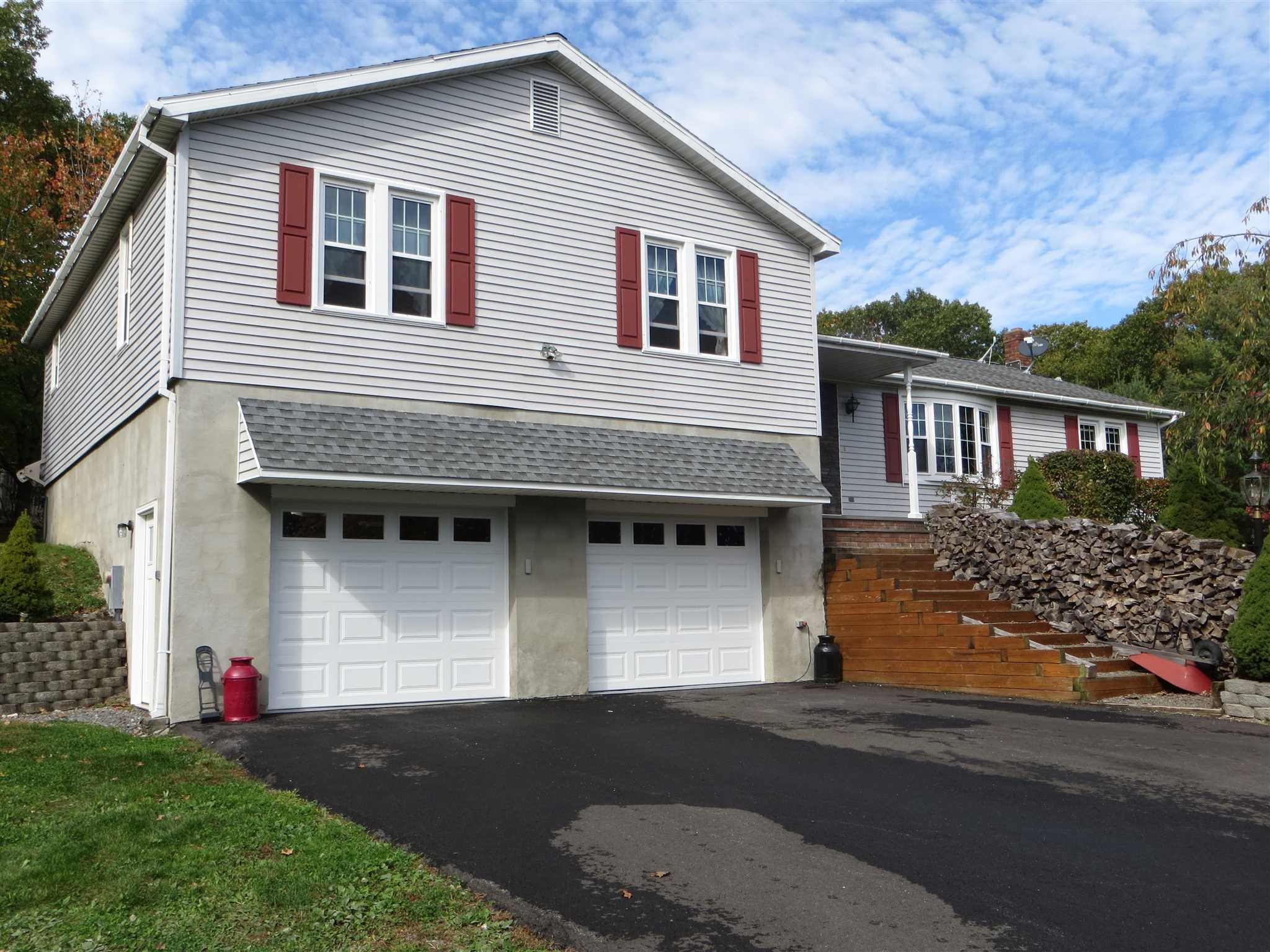 Single Family Home for Sale at 53 HULL 53 HULL Gallatin, New York 12523 United States