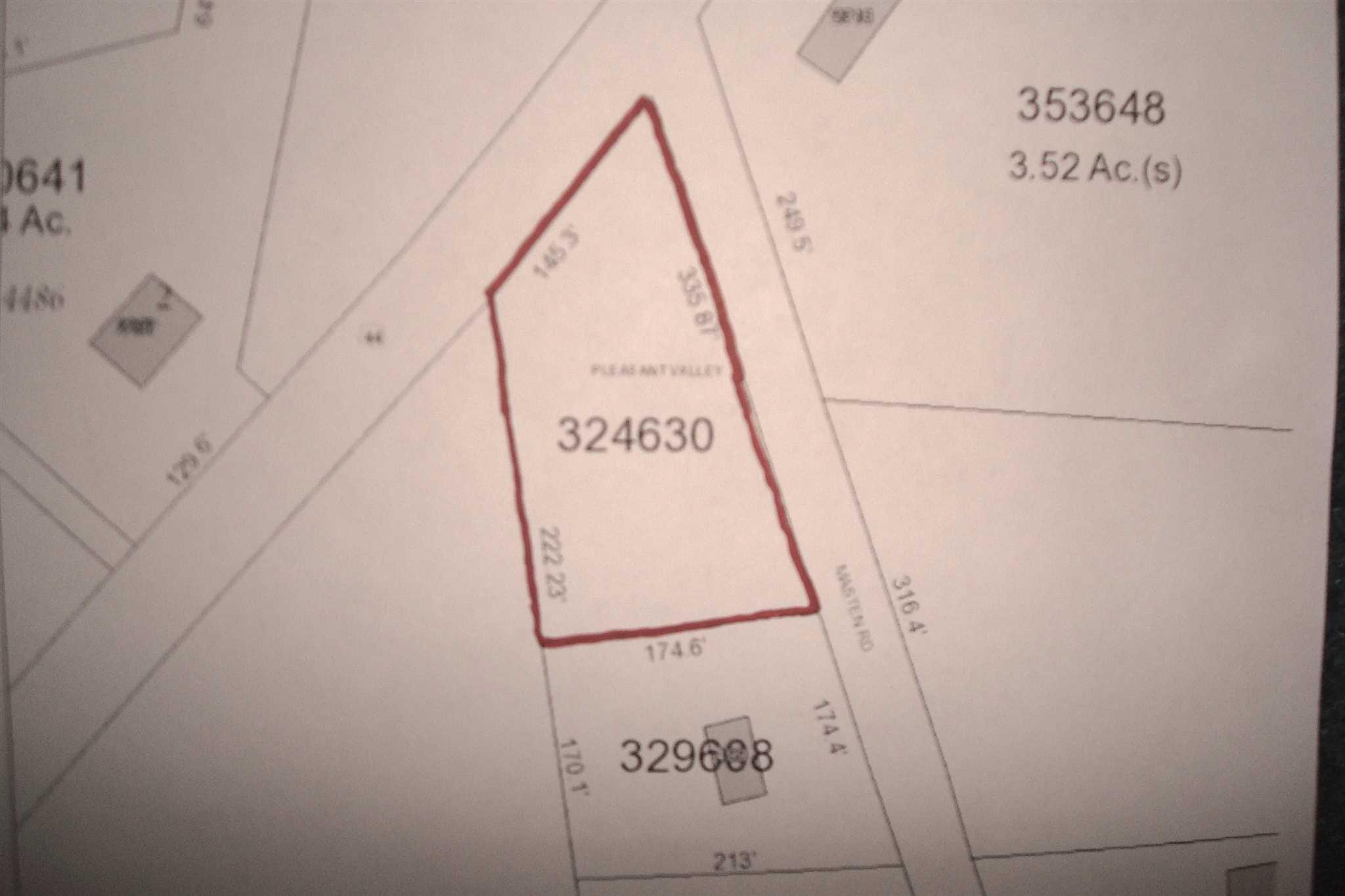 Land for Sale at MASTEN MASTEN Pleasant Valley, New York 12569 United States