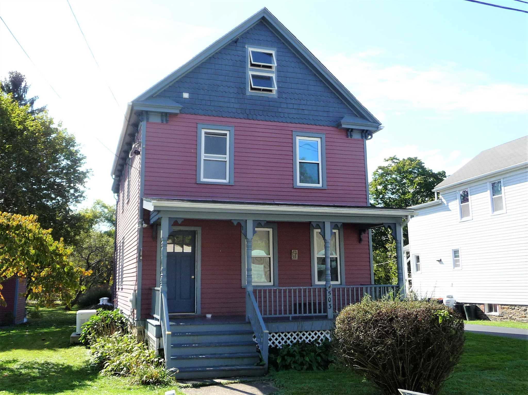 Single Family Home for Sale at 503 RIVER Road 503 RIVER Road Hyde Park, New York 12580 United States