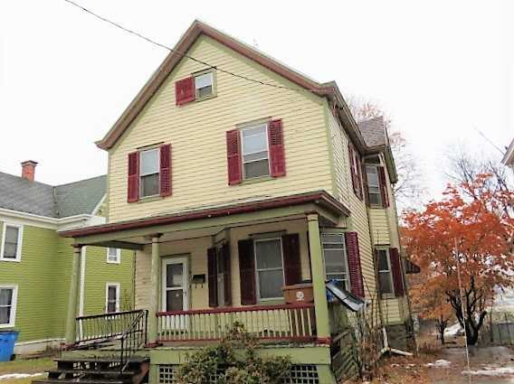 Single Family Home for Sale at 39 HOFFMAN STREET 39 HOFFMAN STREET Kingston, New York 12401 United States